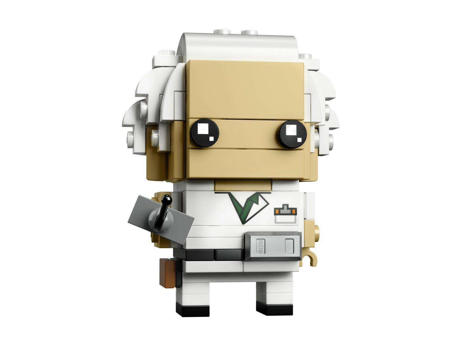 LEGO BrickHeadz 41611 Marty McFly & Doc Brown