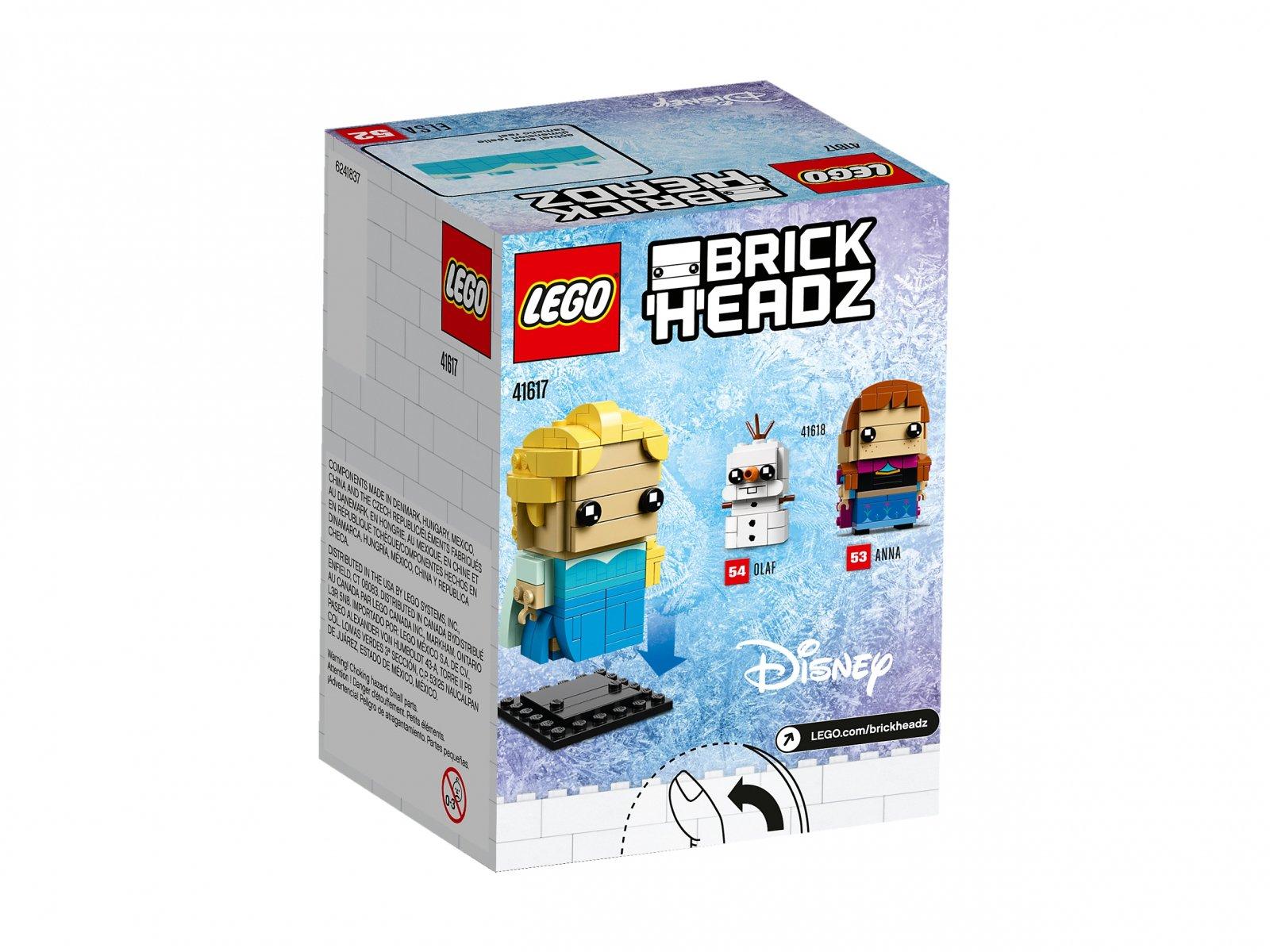 LEGO 41617 BrickHeadz Elsa