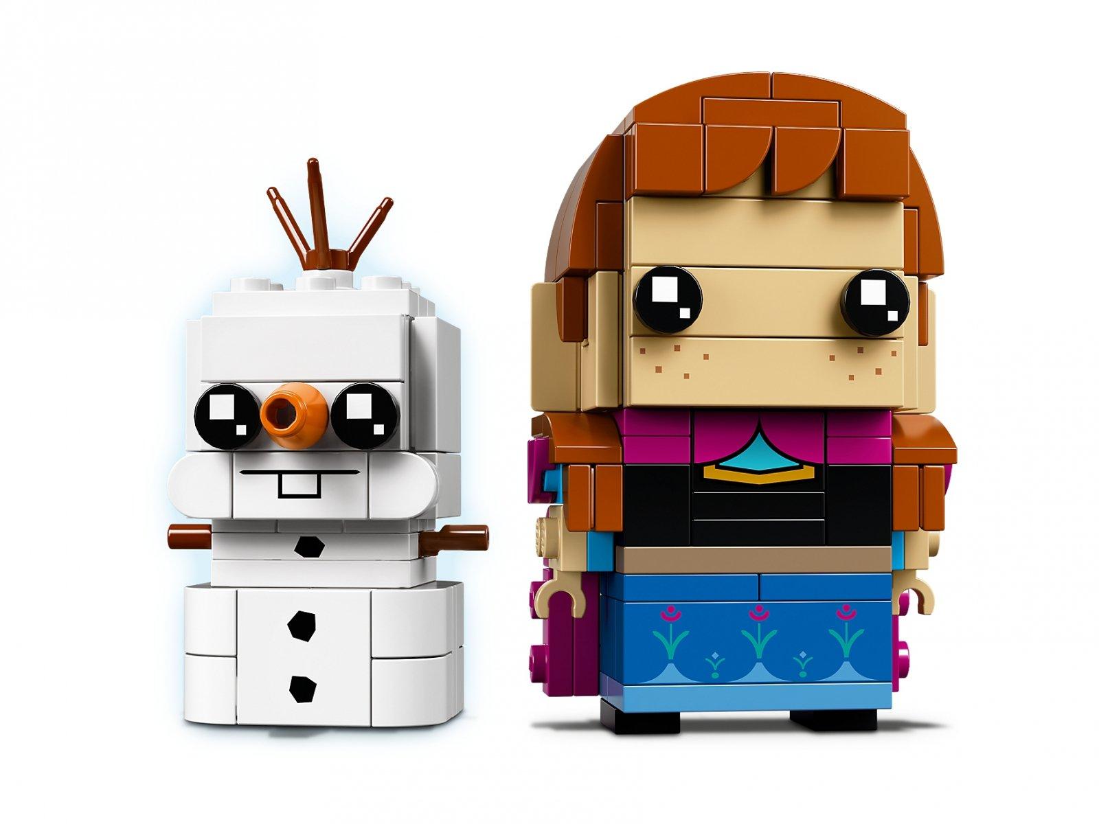 LEGO BrickHeadz Anna i Olaf