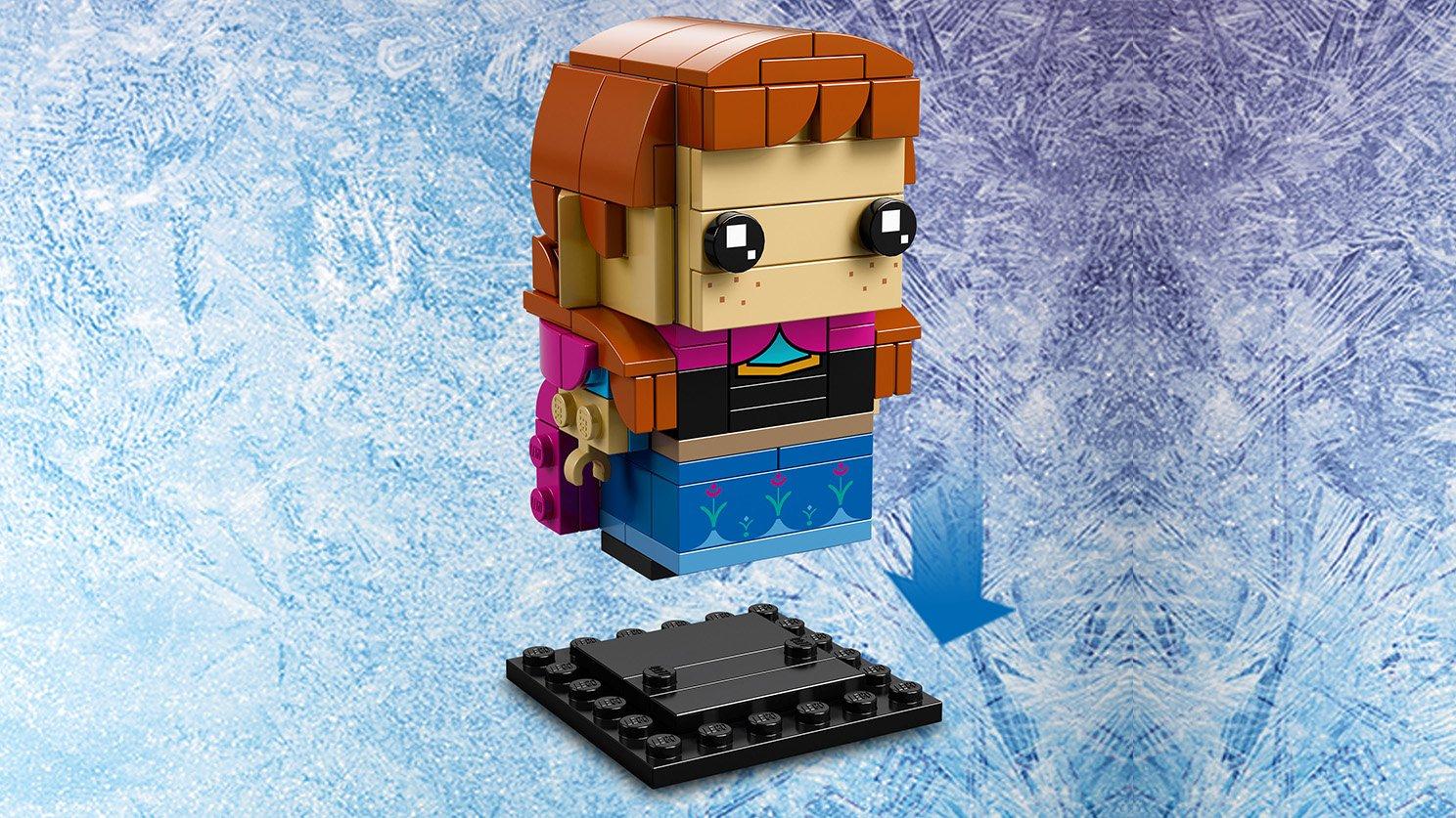 LEGO BrickHeadz Anna i Olaf 41618