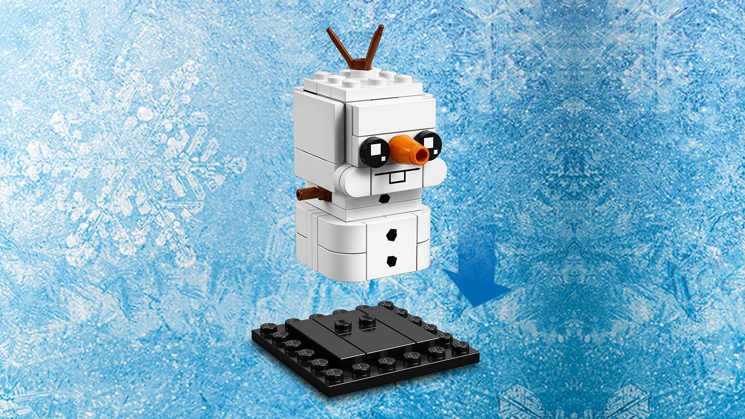 LEGO 41618 BrickHeadz Anna i Olaf