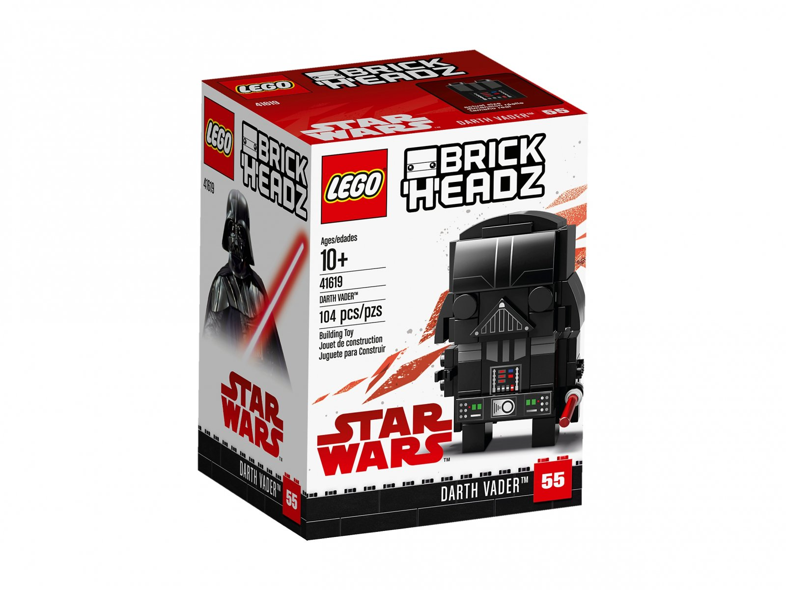 LEGO BrickHeadz Darth Vader™
