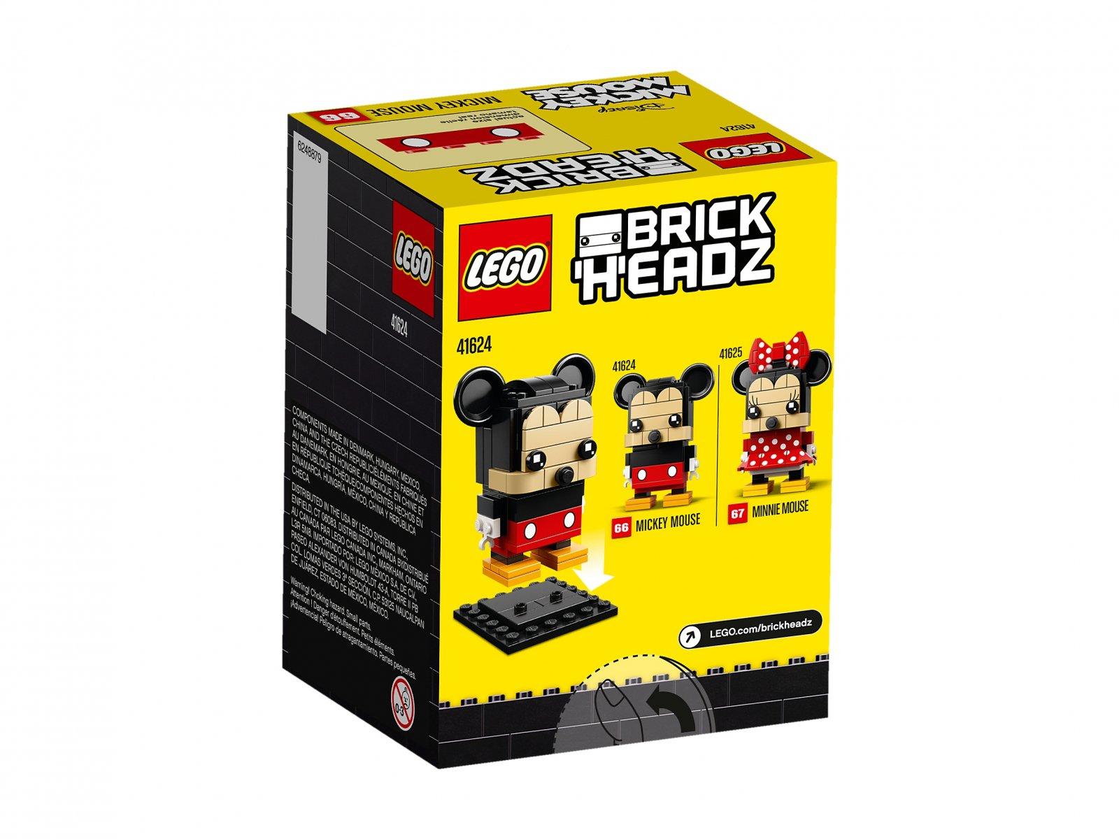LEGO BrickHeadz Myszka Miki
