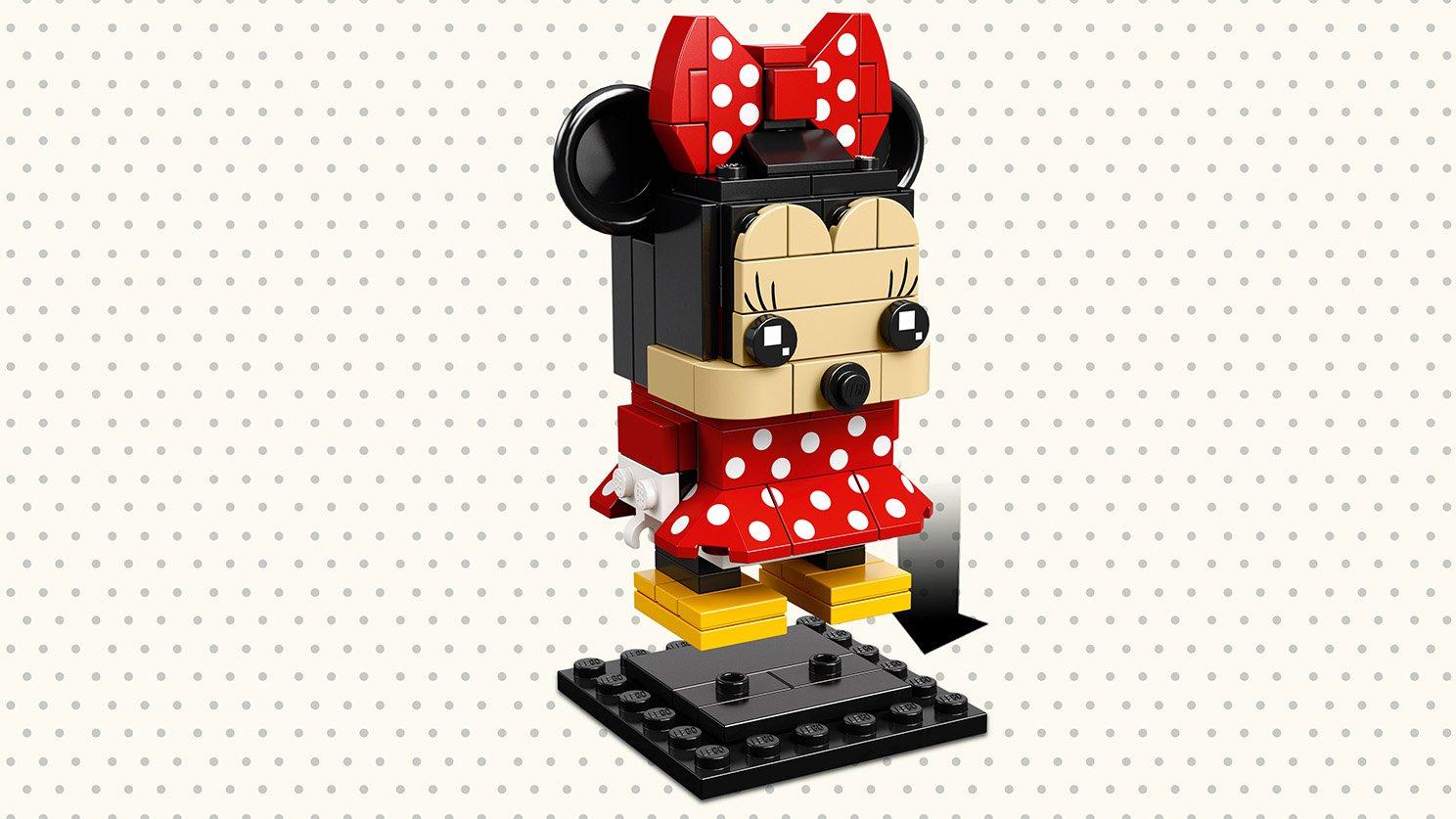 LEGO 41625 BrickHeadz Myszka Minnie