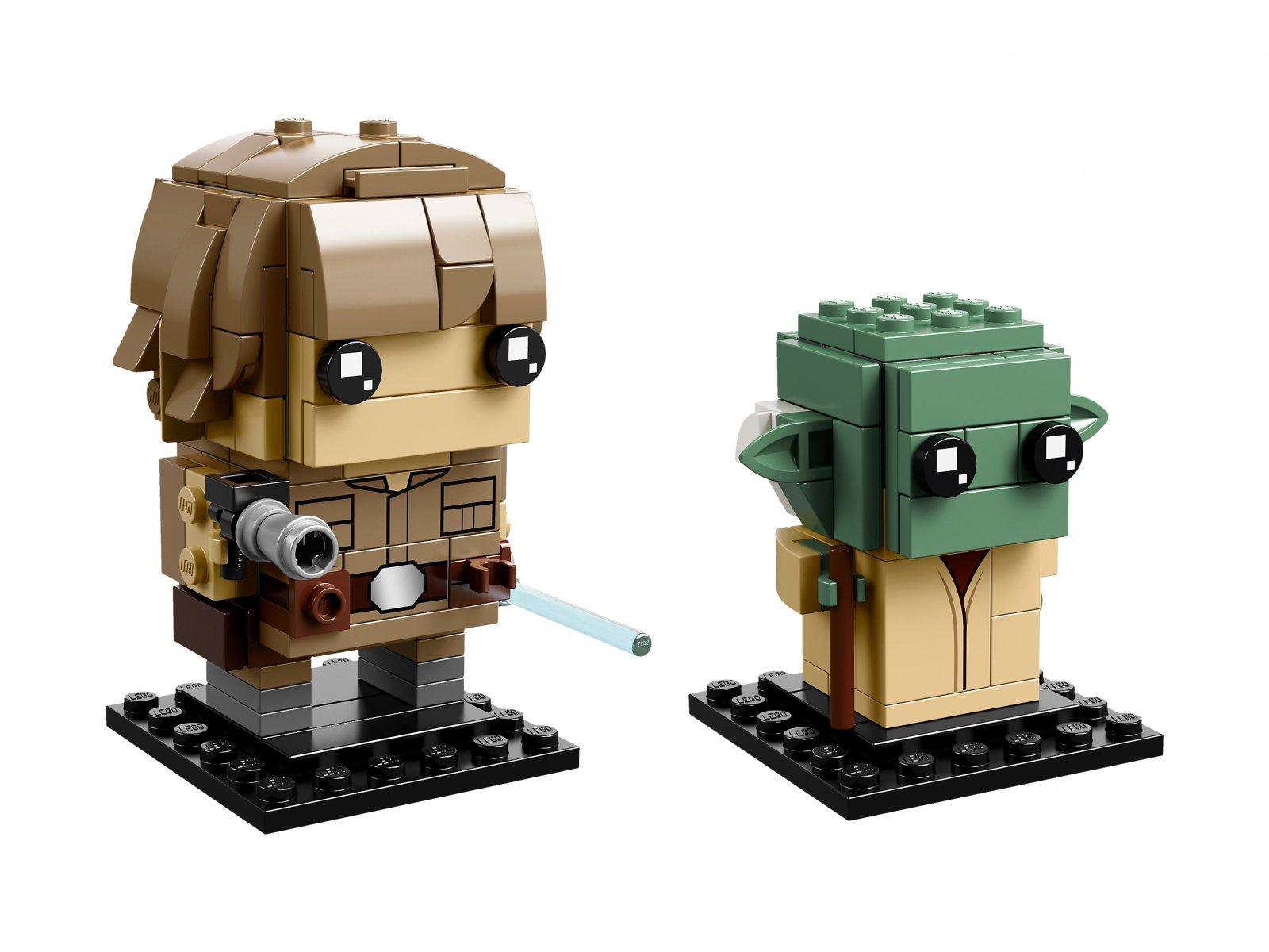 LEGO BrickHeadz Luke Skywalker™ i Yoda™