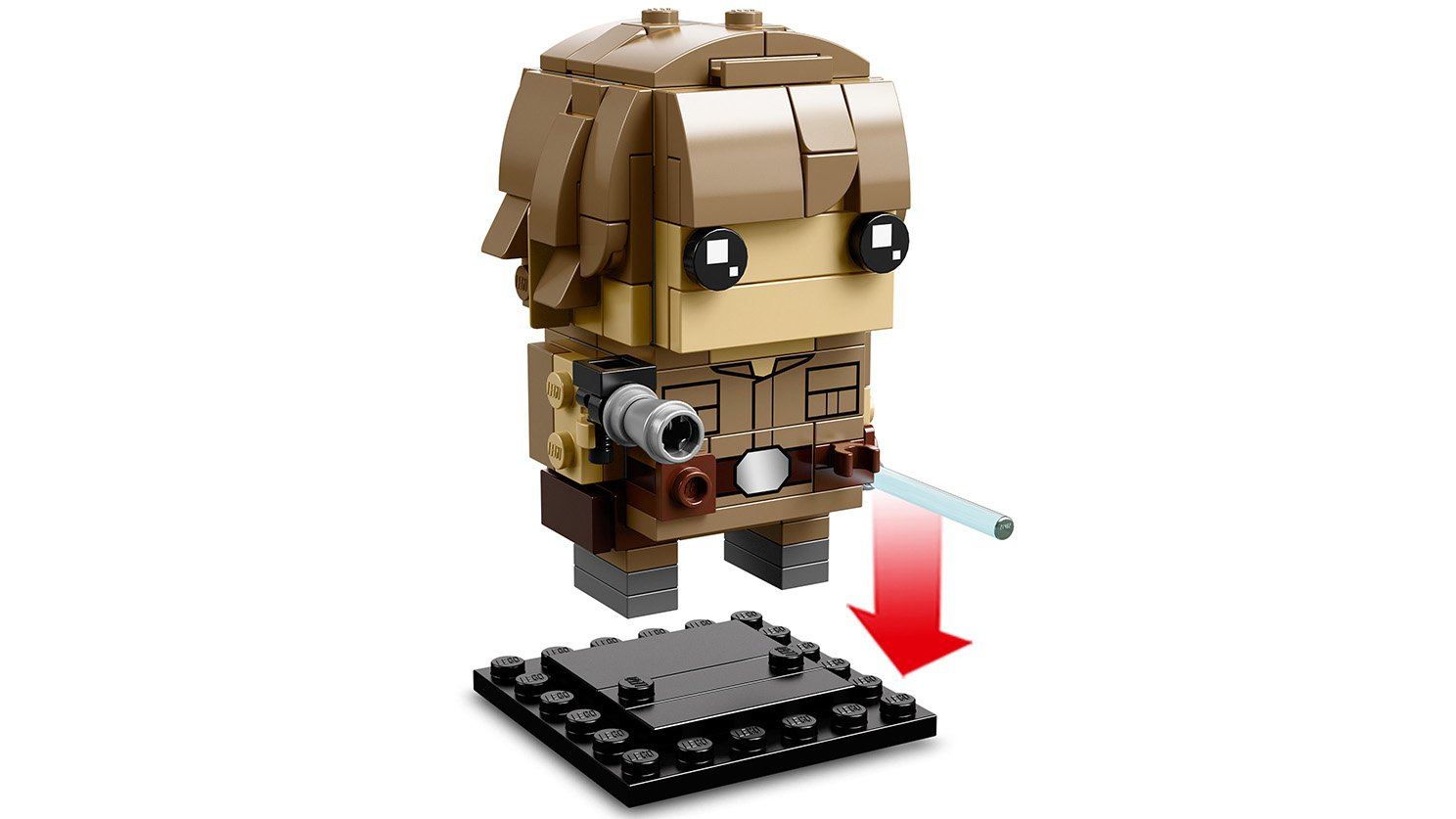 LEGO 41627 Luke Skywalker™ i Yoda™