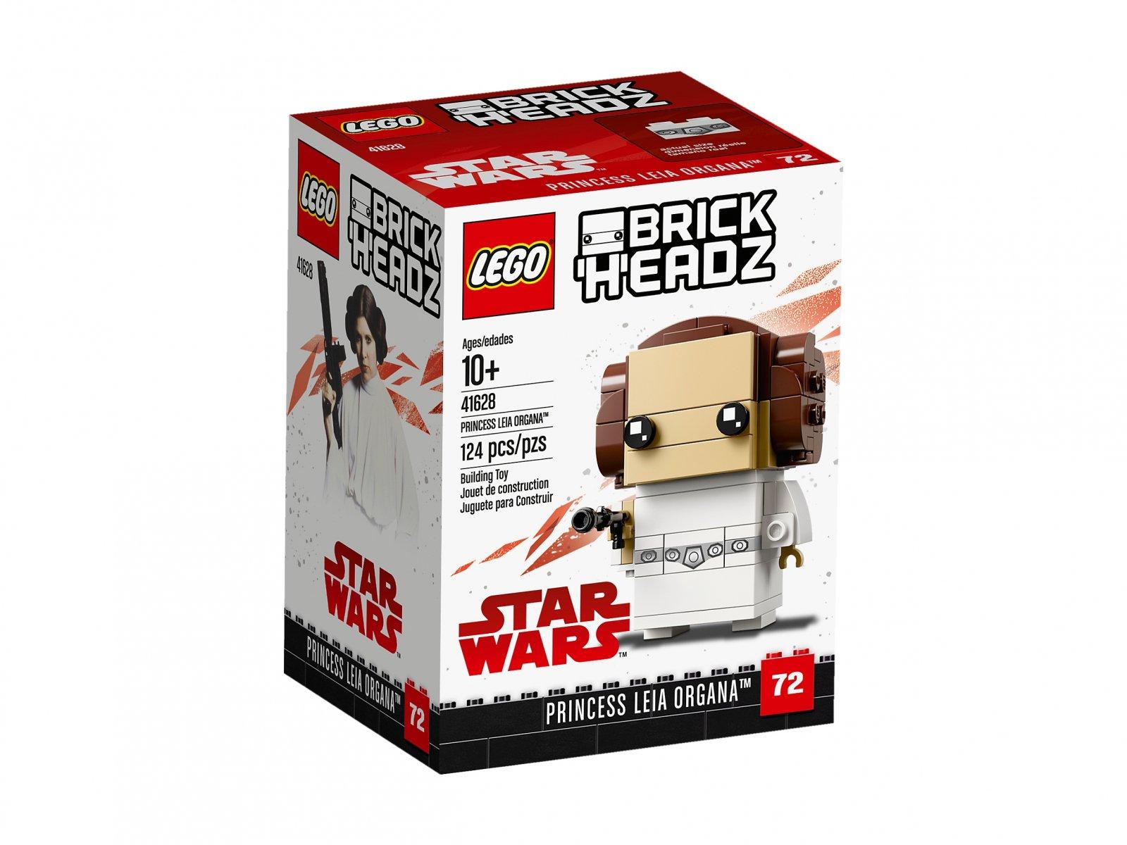 LEGO 41628 BrickHeadz Księżniczka Leia Organa™