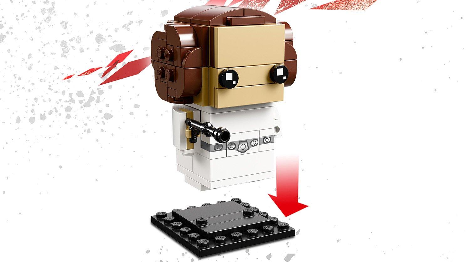 LEGO BrickHeadz 41628 Księżniczka Leia Organa™