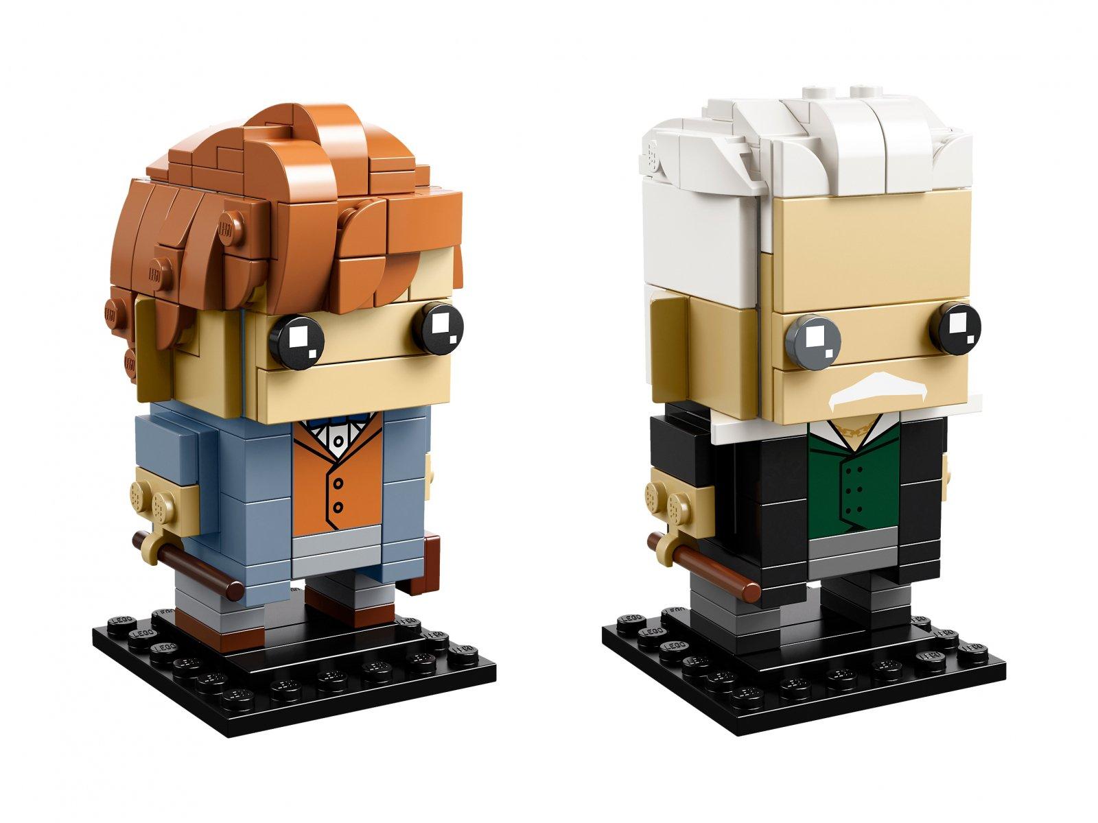 LEGO BrickHeadz Newt Scamander™ i Gellert Grindelwald