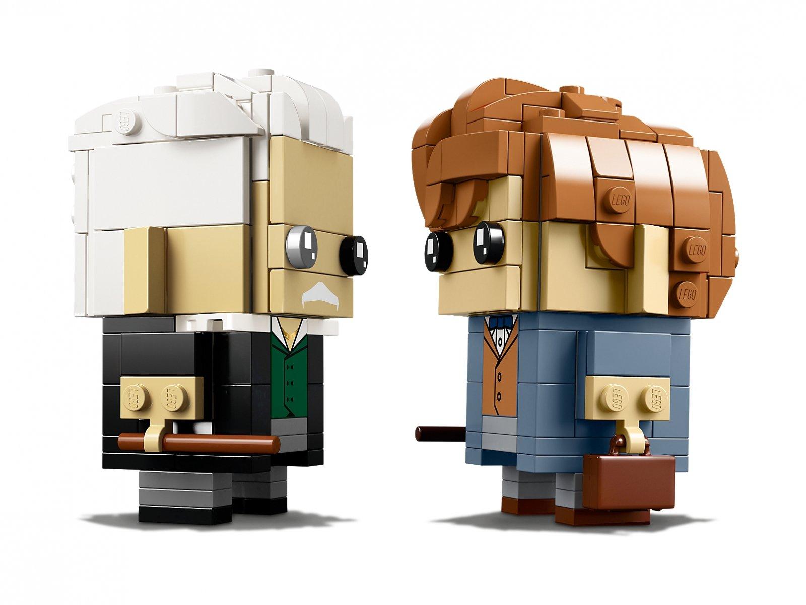 LEGO 41631 BrickHeadz Newt Scamander™ i Gellert Grindelwald