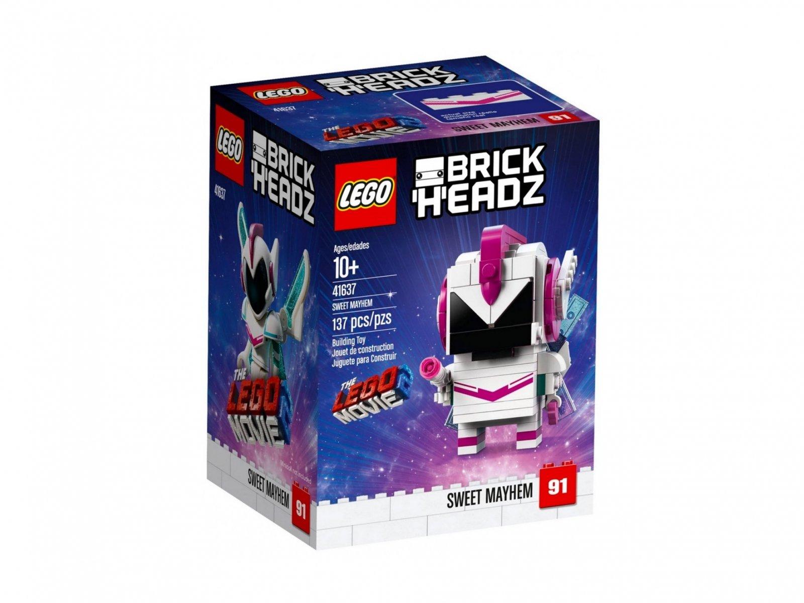 LEGO BrickHeadz Sweet Mayhem 41637