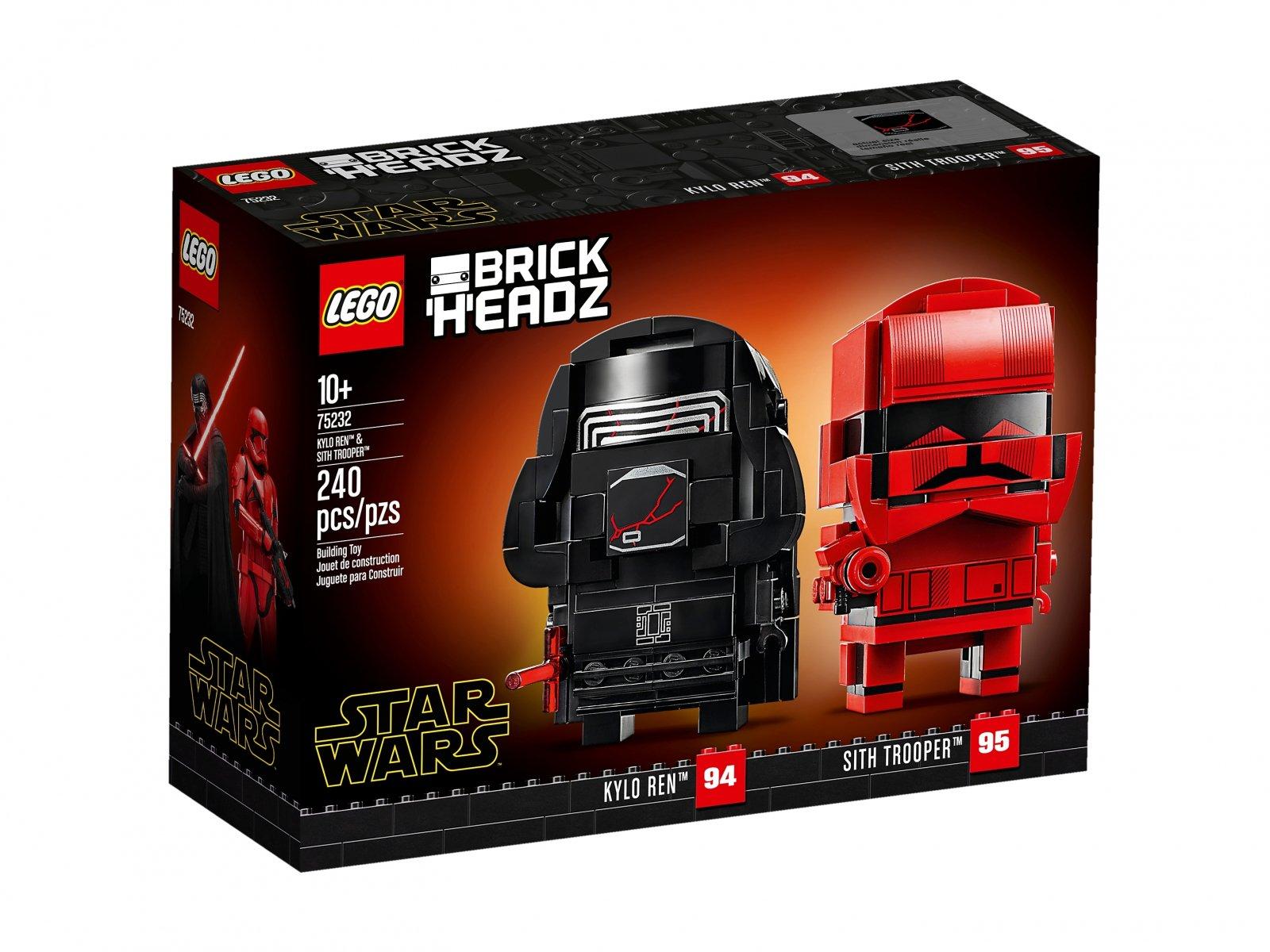 LEGO 75232 Kylo Ren™ i żołnierz Sithów™