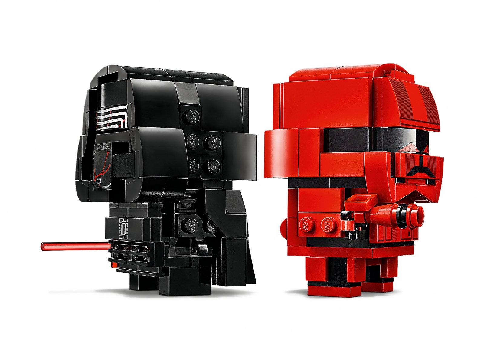 LEGO BrickHeadz Kylo Ren™ i żołnierz Sithów™ 75232