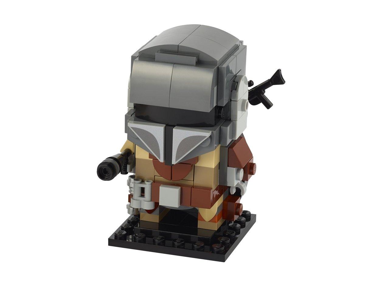 LEGO BrickHeadz 75317 Mandalorianin™ i Dziecko