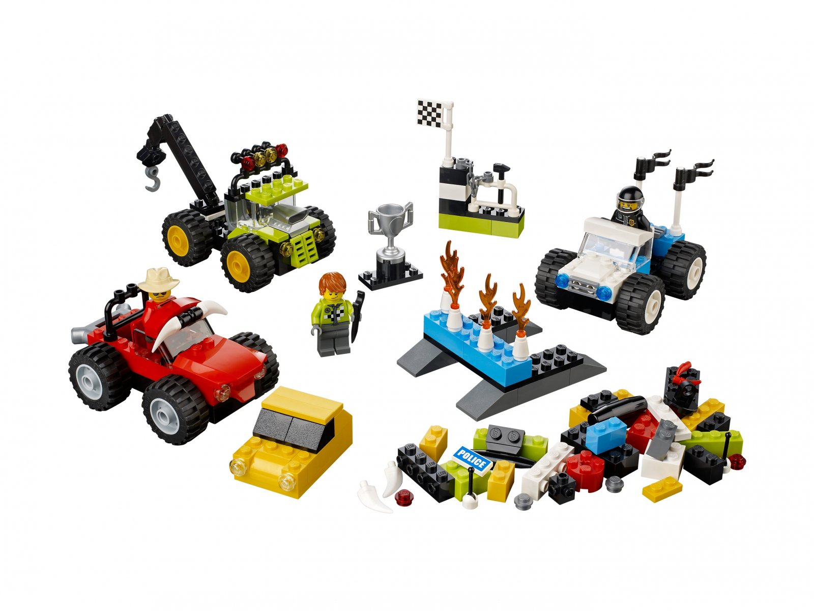 LEGO 10655 Bricks & More Monster trucki LEGO®