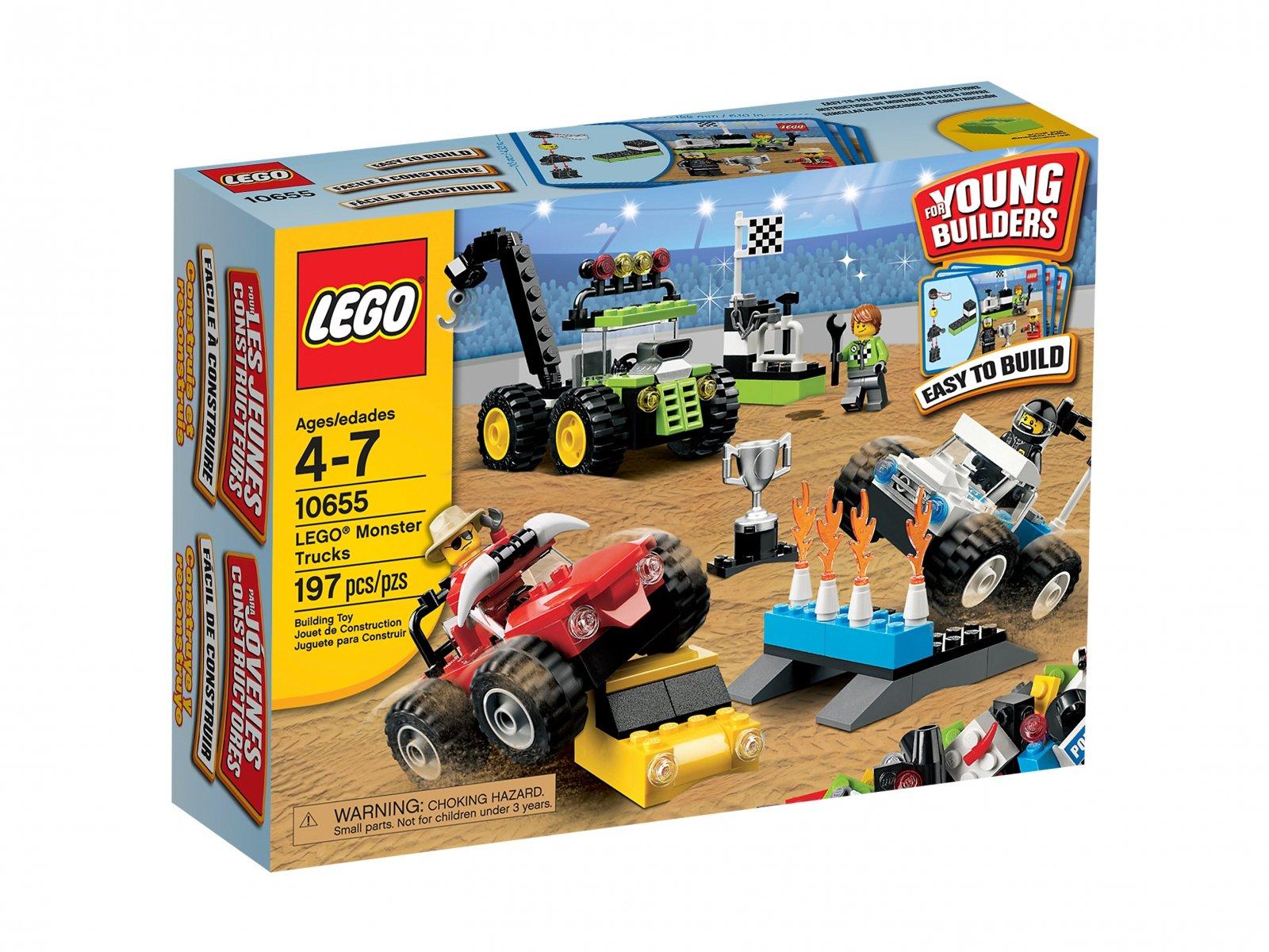 LEGO 10655 Monster trucki LEGO®