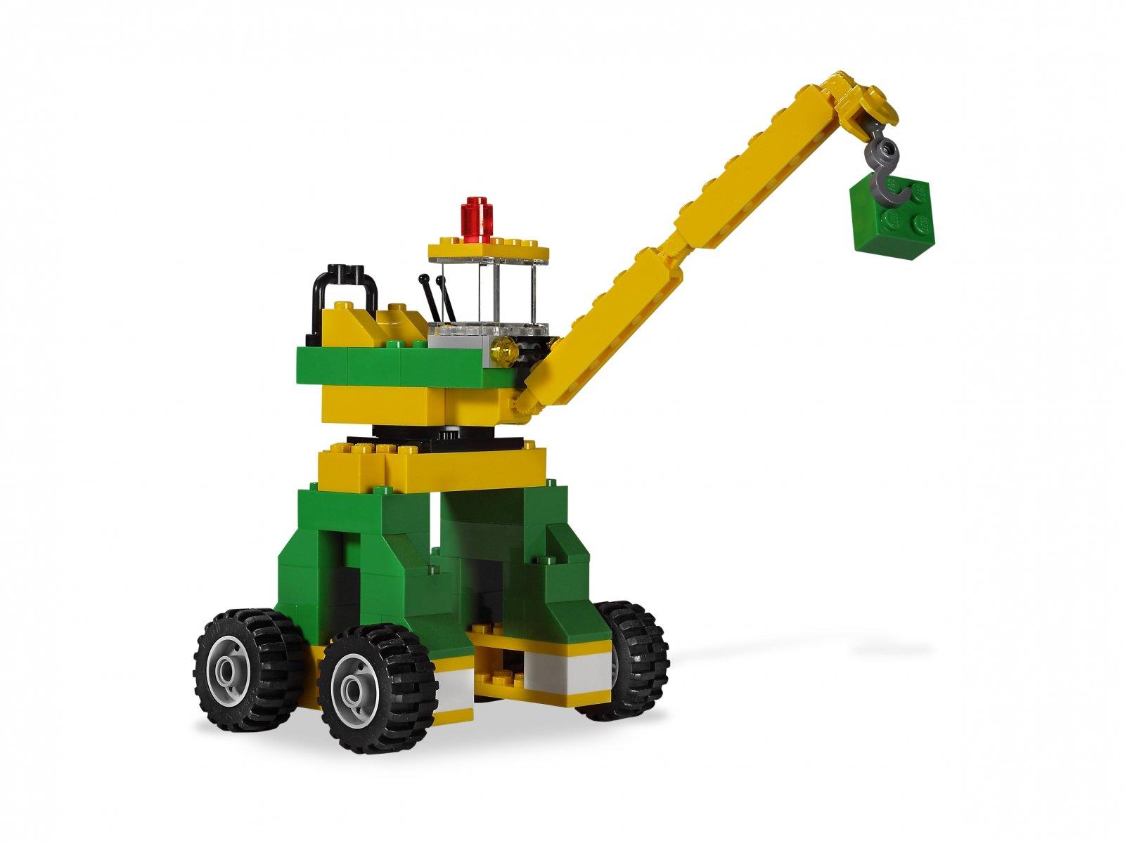 LEGO 5489 Najlepszy zestaw do budowy samochodów LEGO®