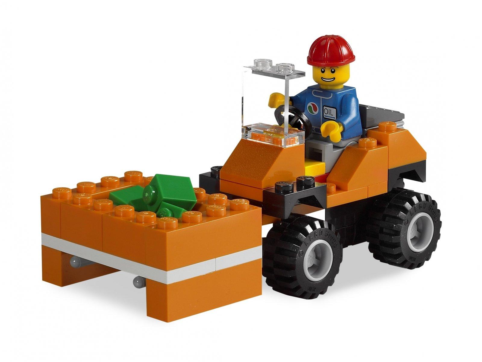 LEGO Bricks & More Najlepszy zestaw do budowy samochodów LEGO® 5489