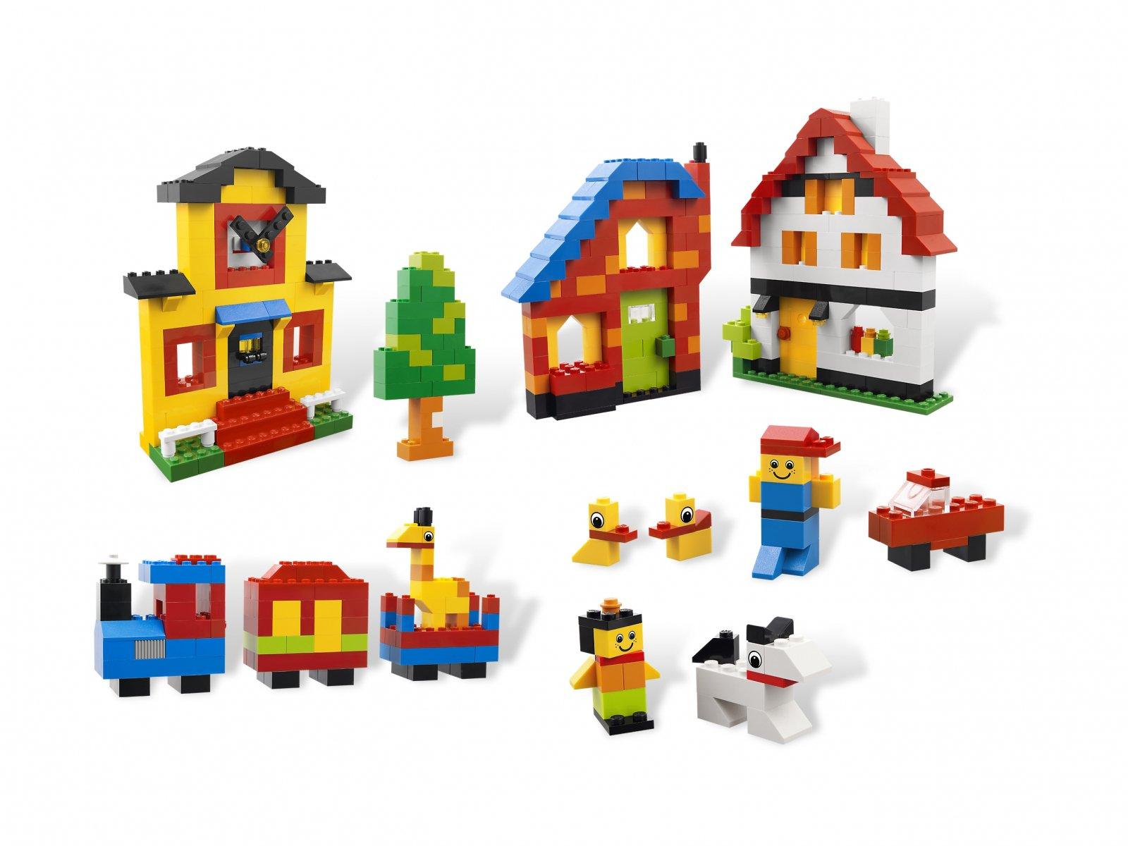 LEGO 5512 Bricks & More XXL Box