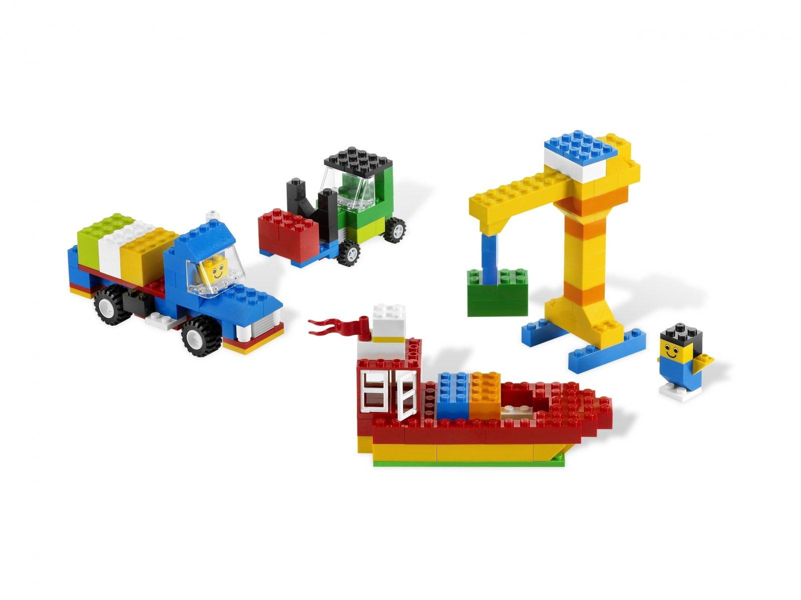 LEGO 5539 Creative Bucket