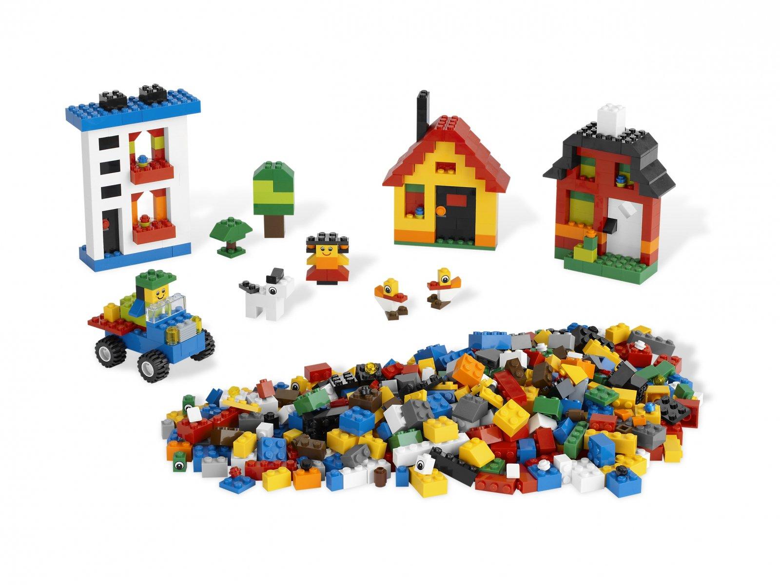 LEGO Bricks & More Creative Building Kit 5749
