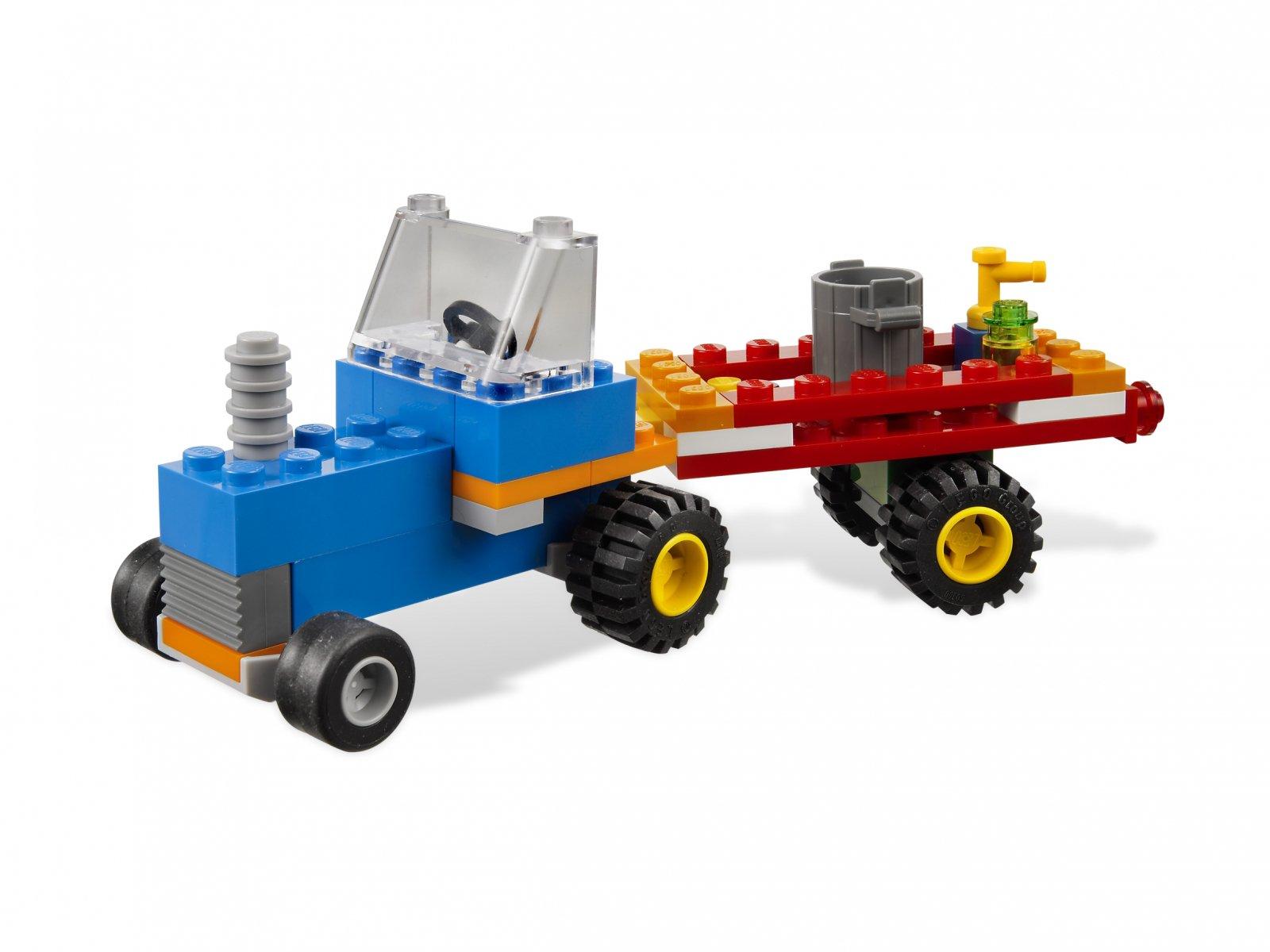 LEGO 5898 Zestaw do budowy samochodów