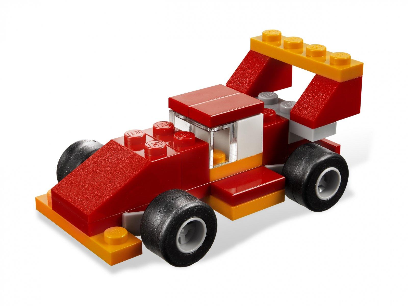 LEGO Bricks & More Zestaw do budowy samochodów 5898