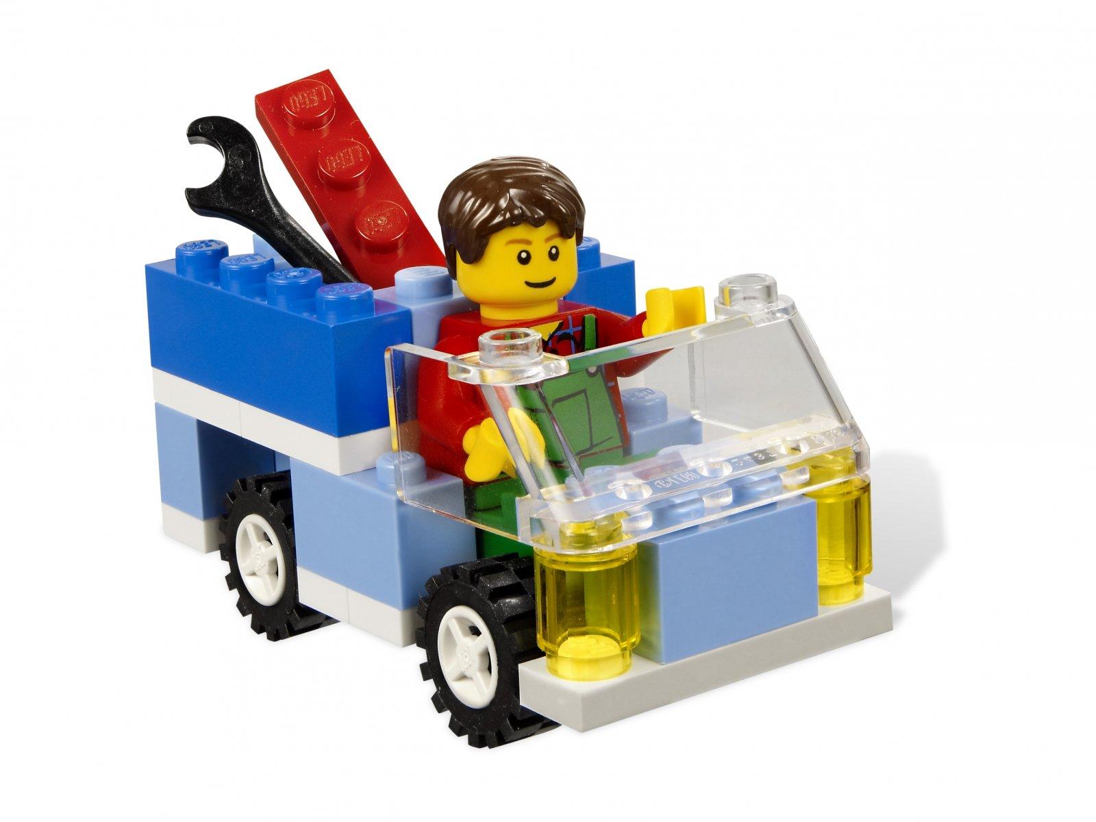 LEGO Bricks & More Zestaw do budowy domu 5899
