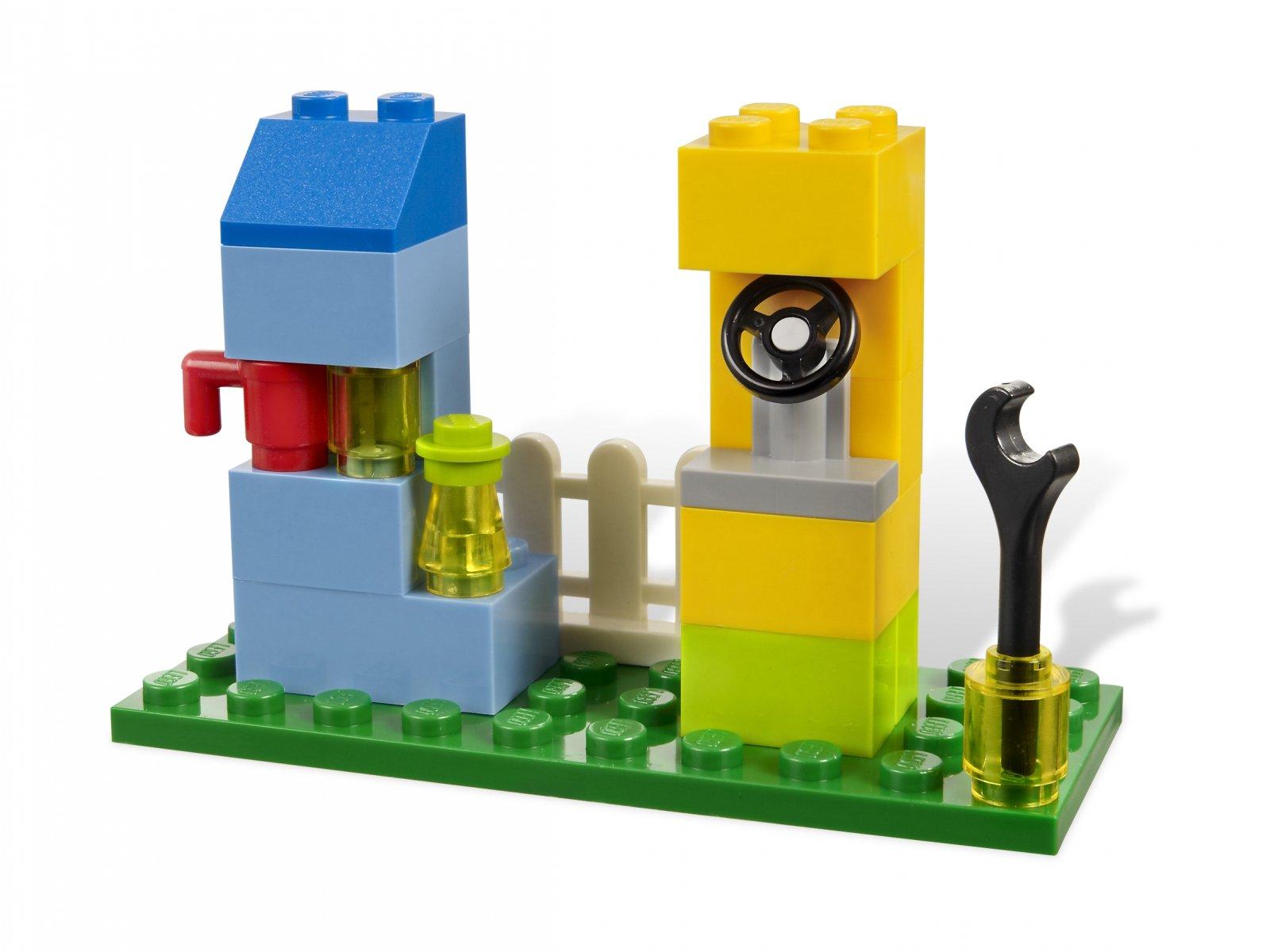 LEGO Bricks & More 5899 Zestaw do budowy domu