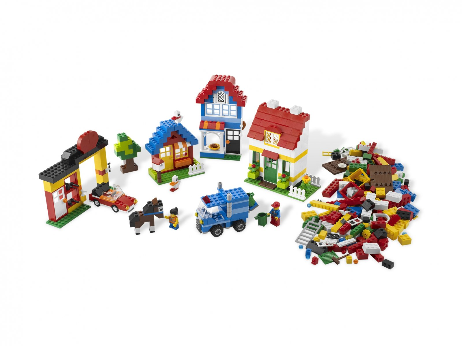 LEGO Bricks & More 6053 My First LEGO® town