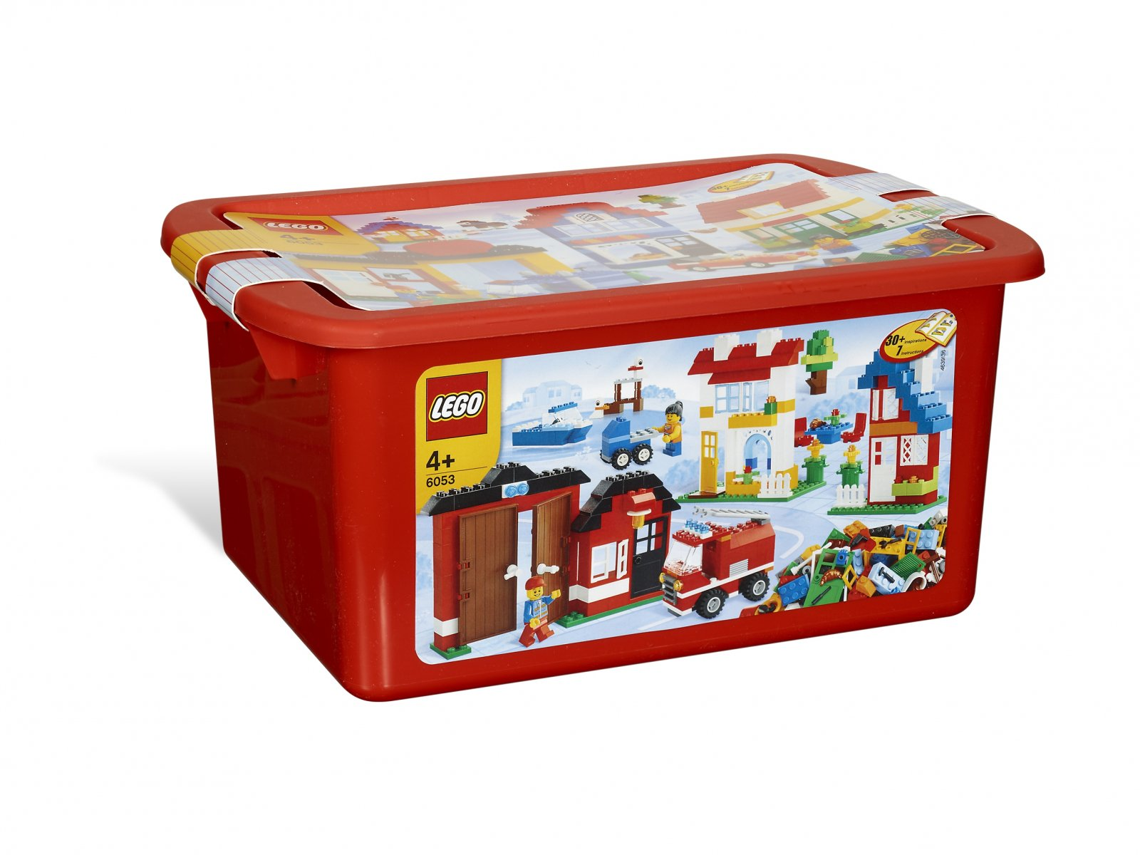 LEGO Bricks & More My First LEGO® town 6053