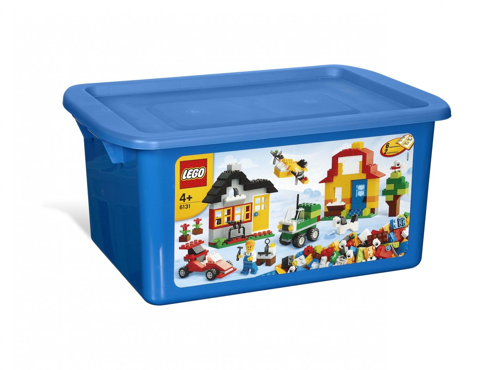 LEGO Bricks & More Build & Play 6131