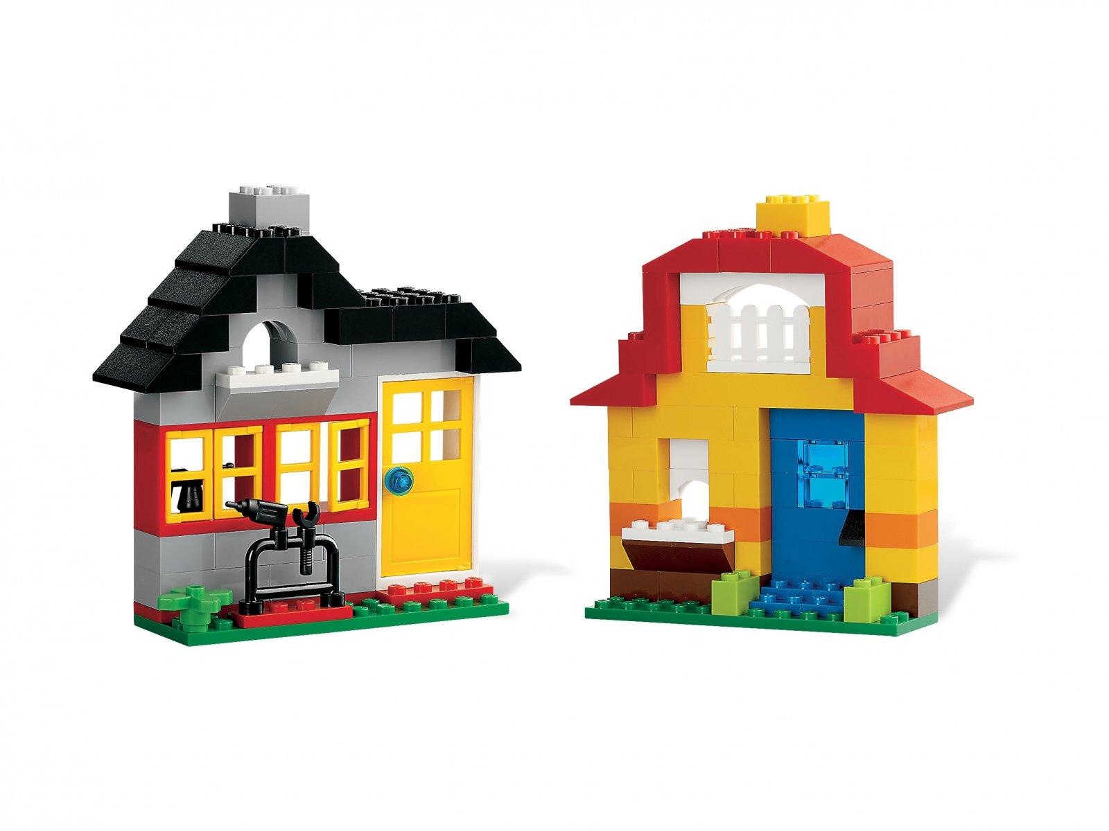 LEGO Bricks & More 6131 Build & Play