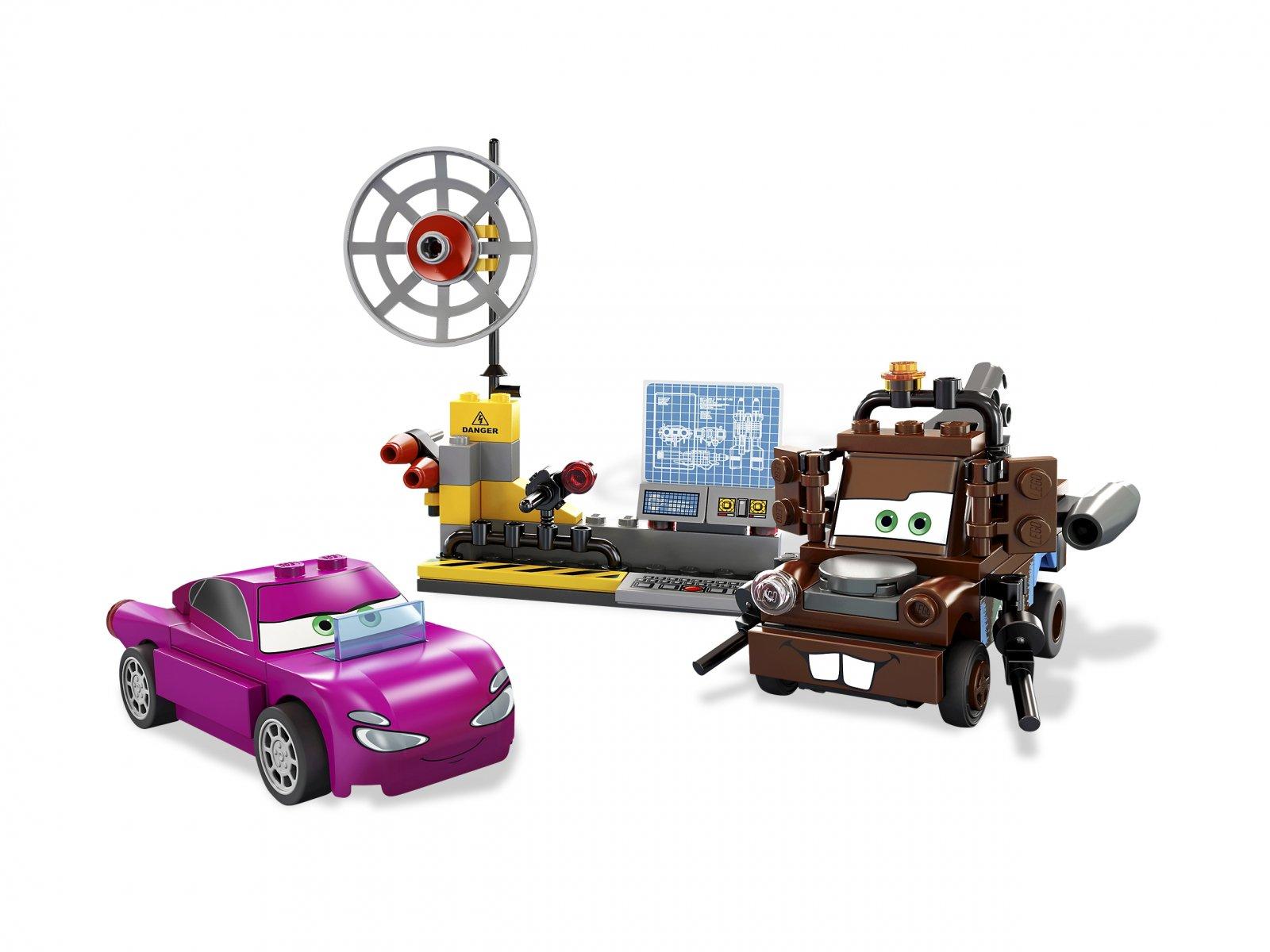 LEGO Cars™ Złomek superszpieg 8424