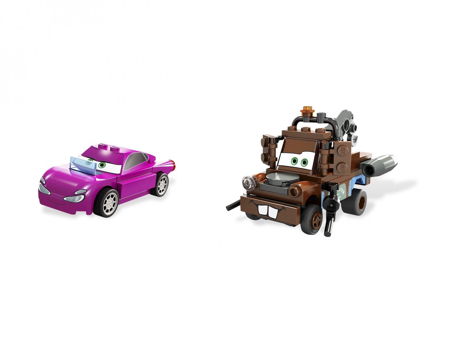 LEGO 8424 Złomek superszpieg