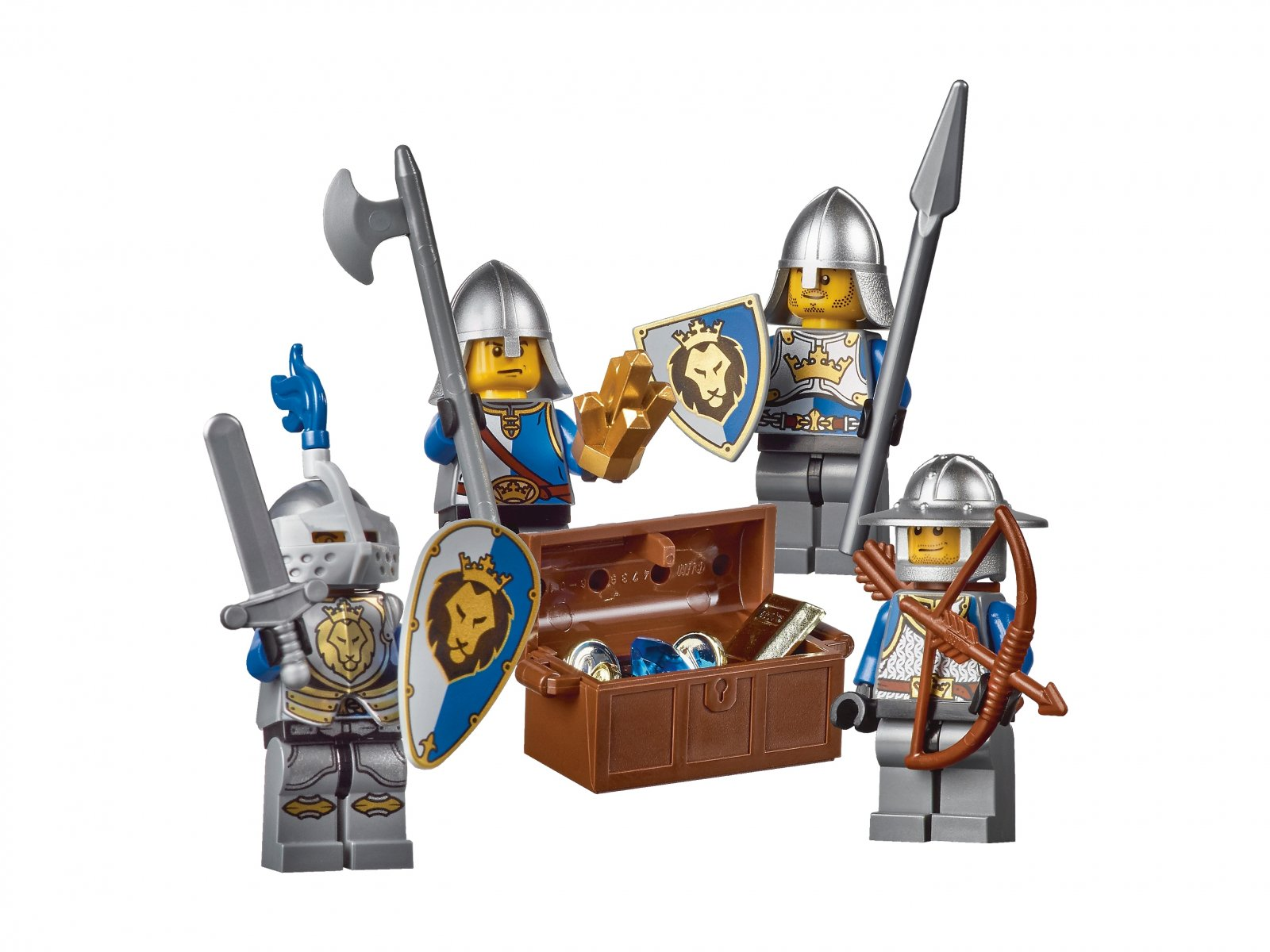 LEGO 850888 Castle Knights Accessory Set