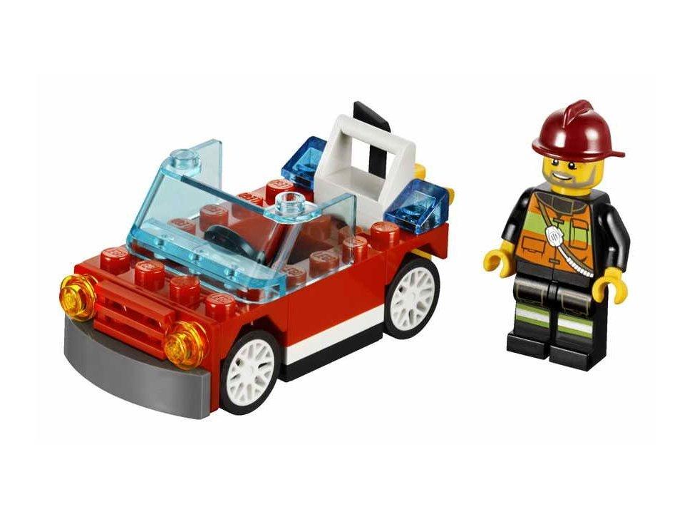 LEGO City 30221 Fire Car