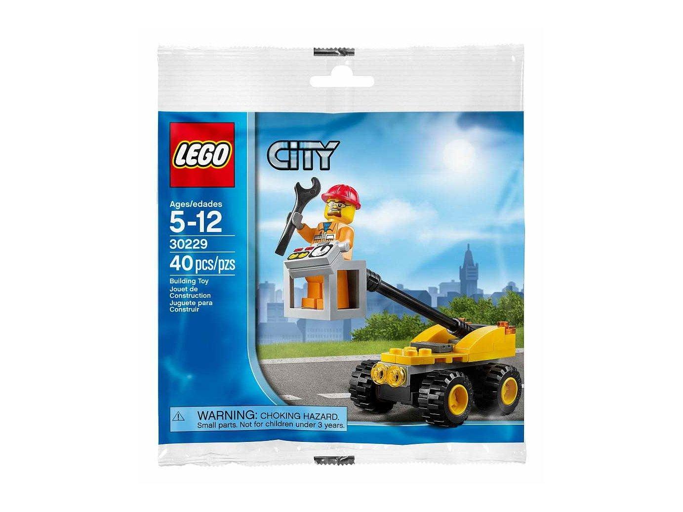 LEGO City Repair Lift 30229