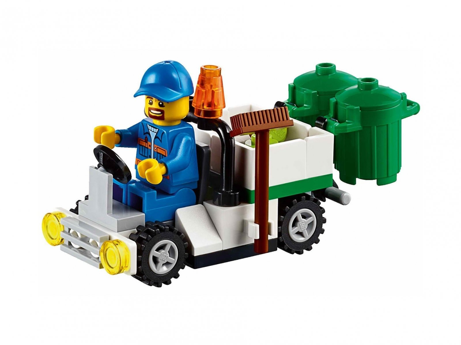 LEGO City Garbage Truck 30313