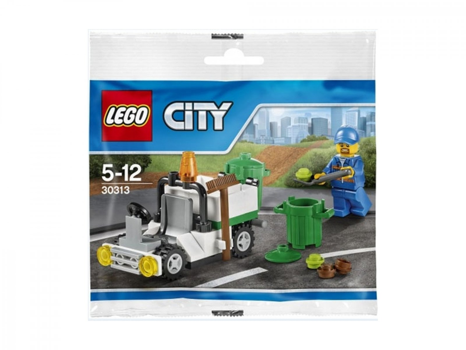 LEGO 30313 City Garbage Truck