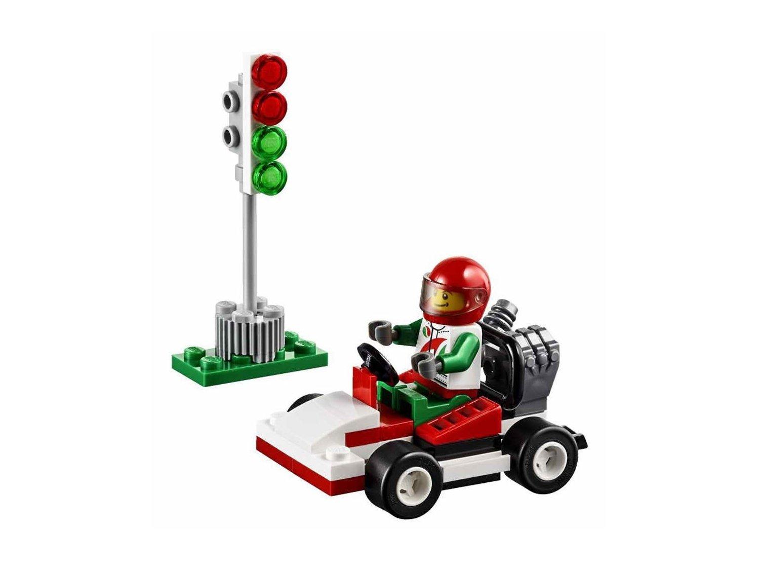 LEGO City Go-Kart Racer 30314