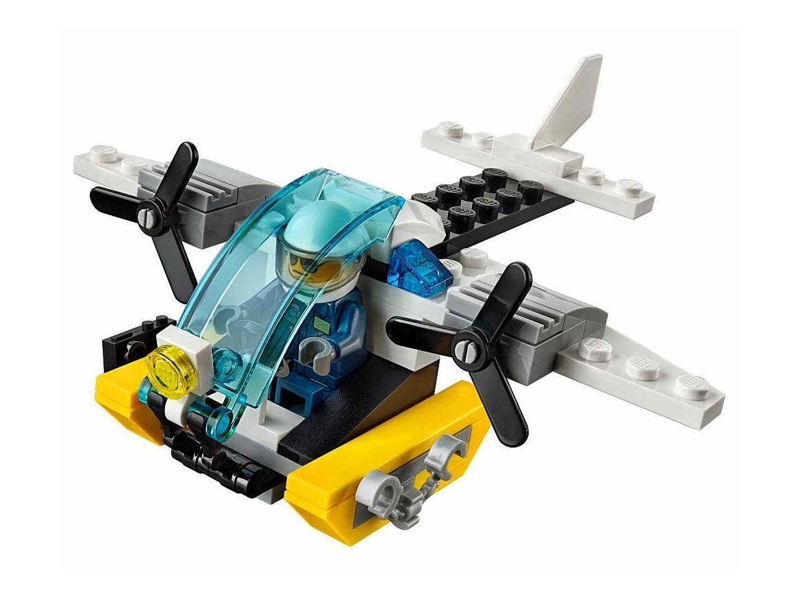 LEGO City Prison Island Helicopter 30346