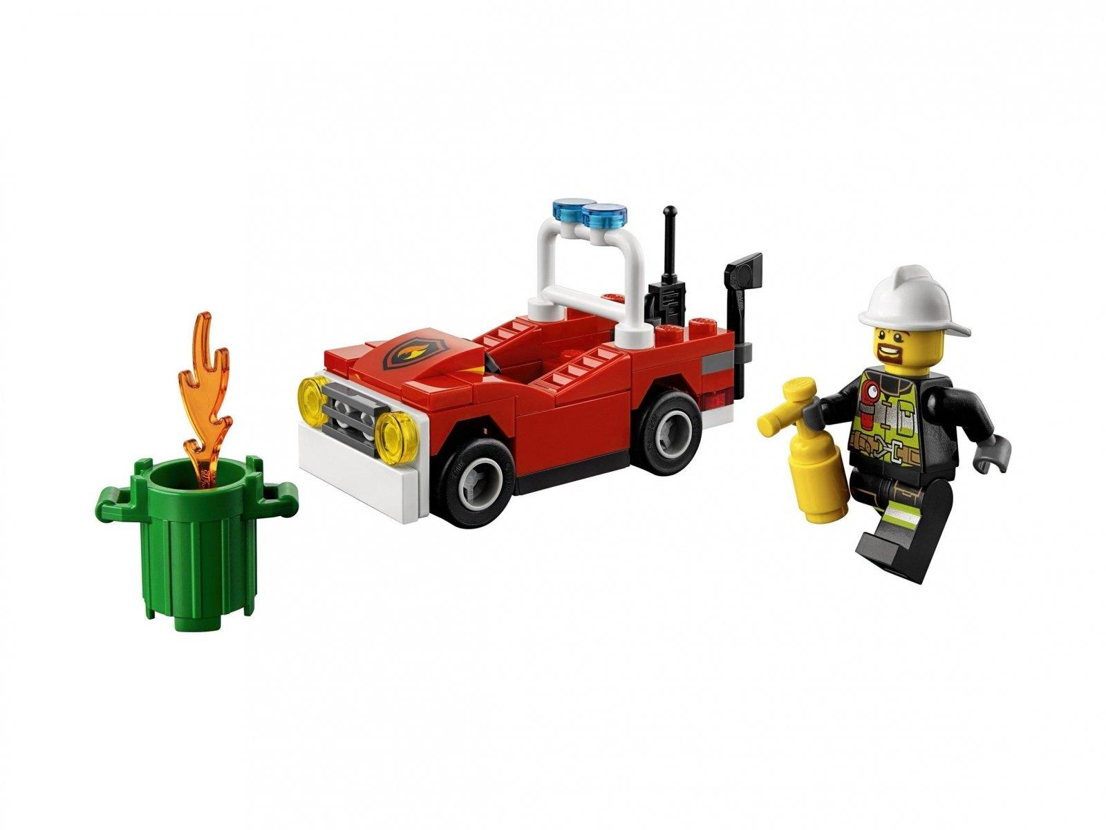 LEGO 30347 Fire Car