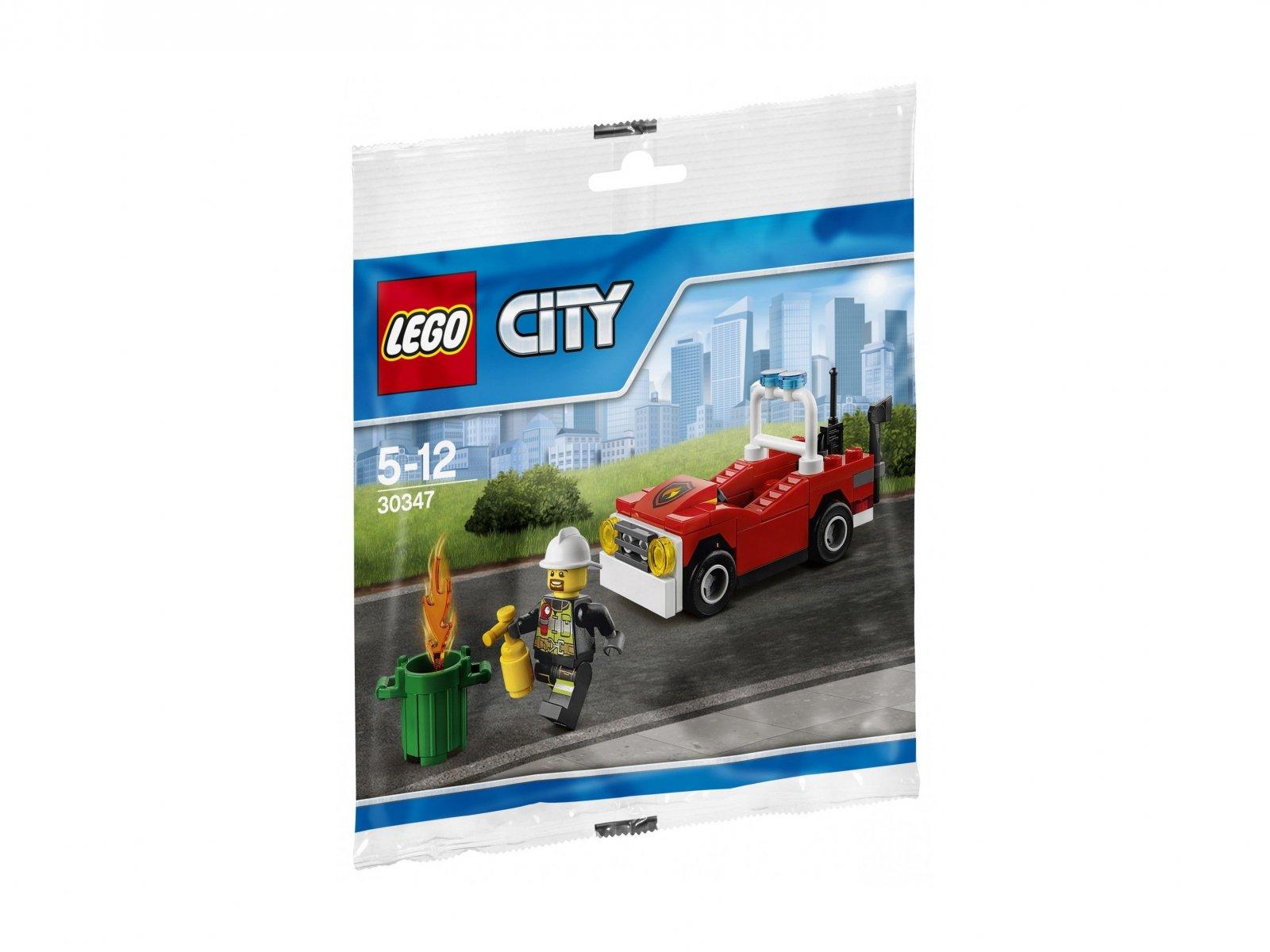 LEGO City Fire Car