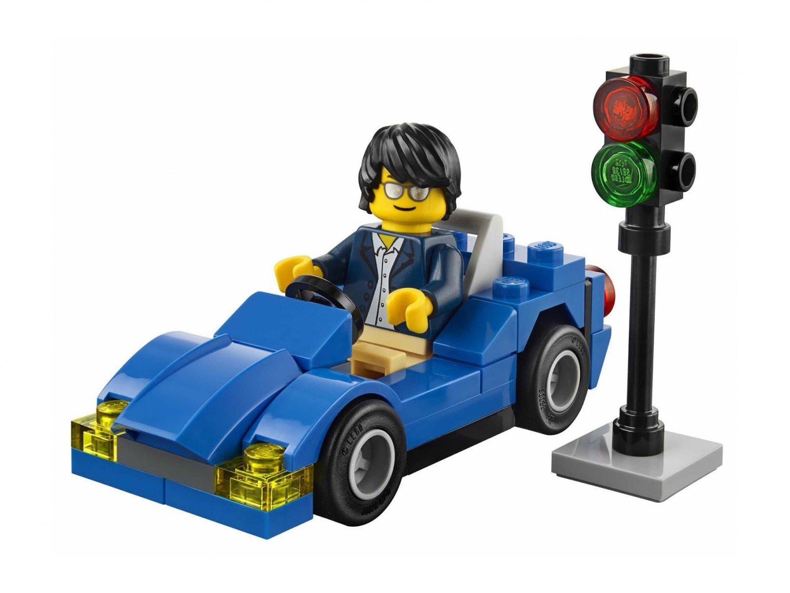 LEGO 30349 City Sports Car