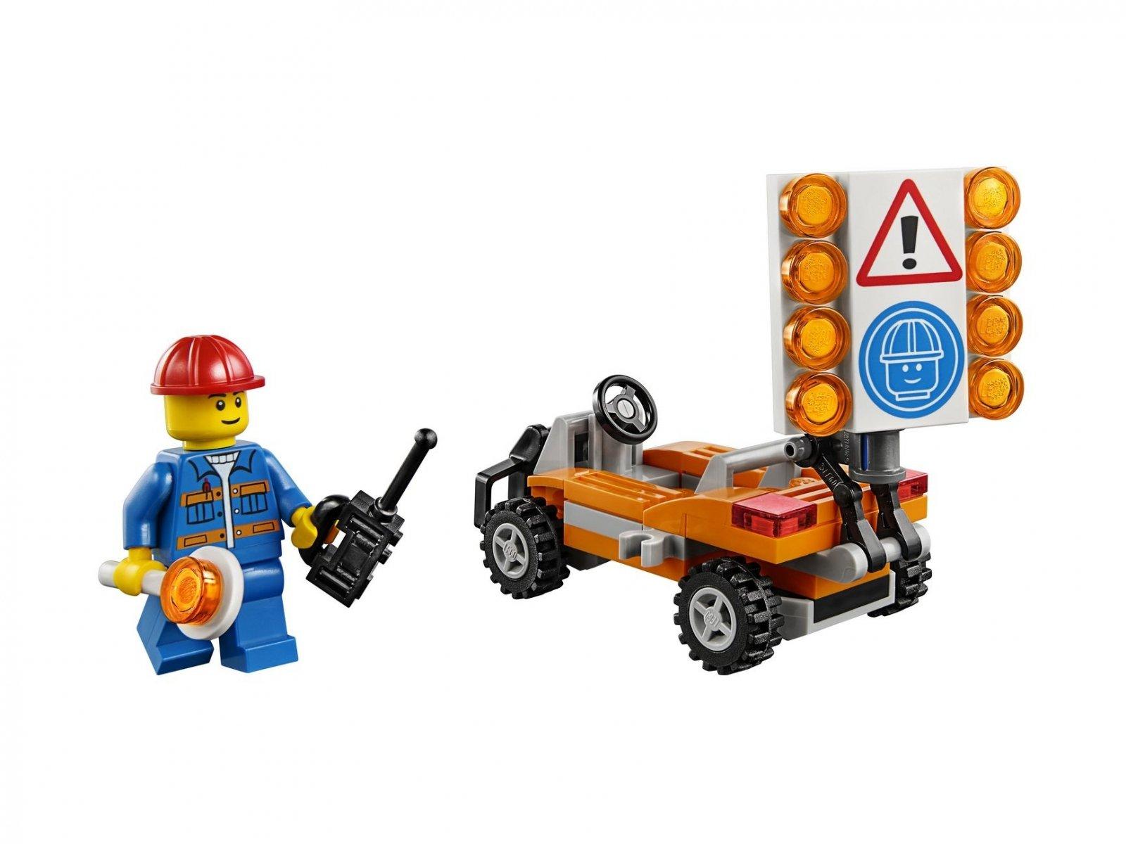 LEGO City Roboty Drogowe