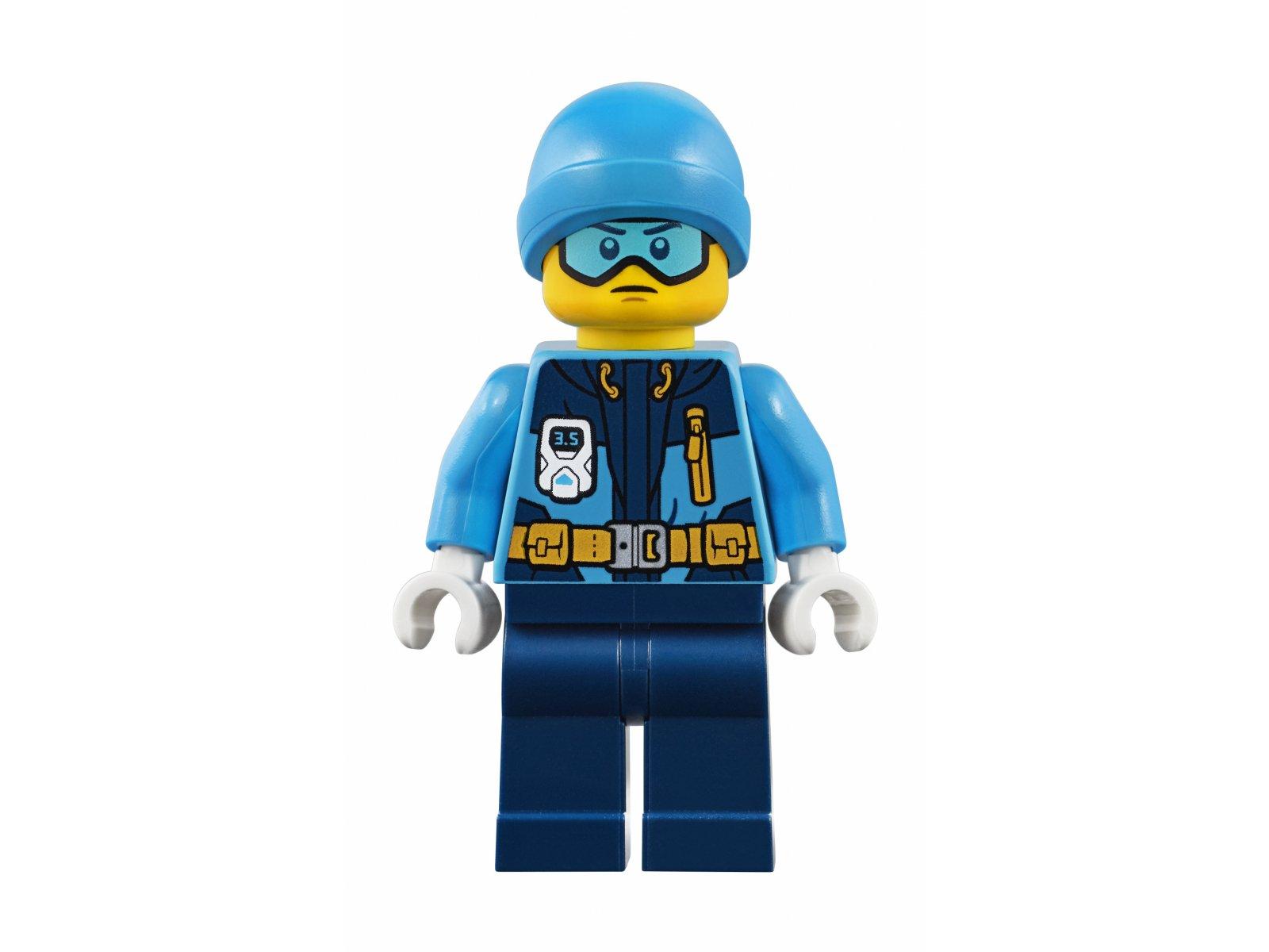 Lego 30360 City Arctic Ice Saw Porównaj Ceny Zklockówpl