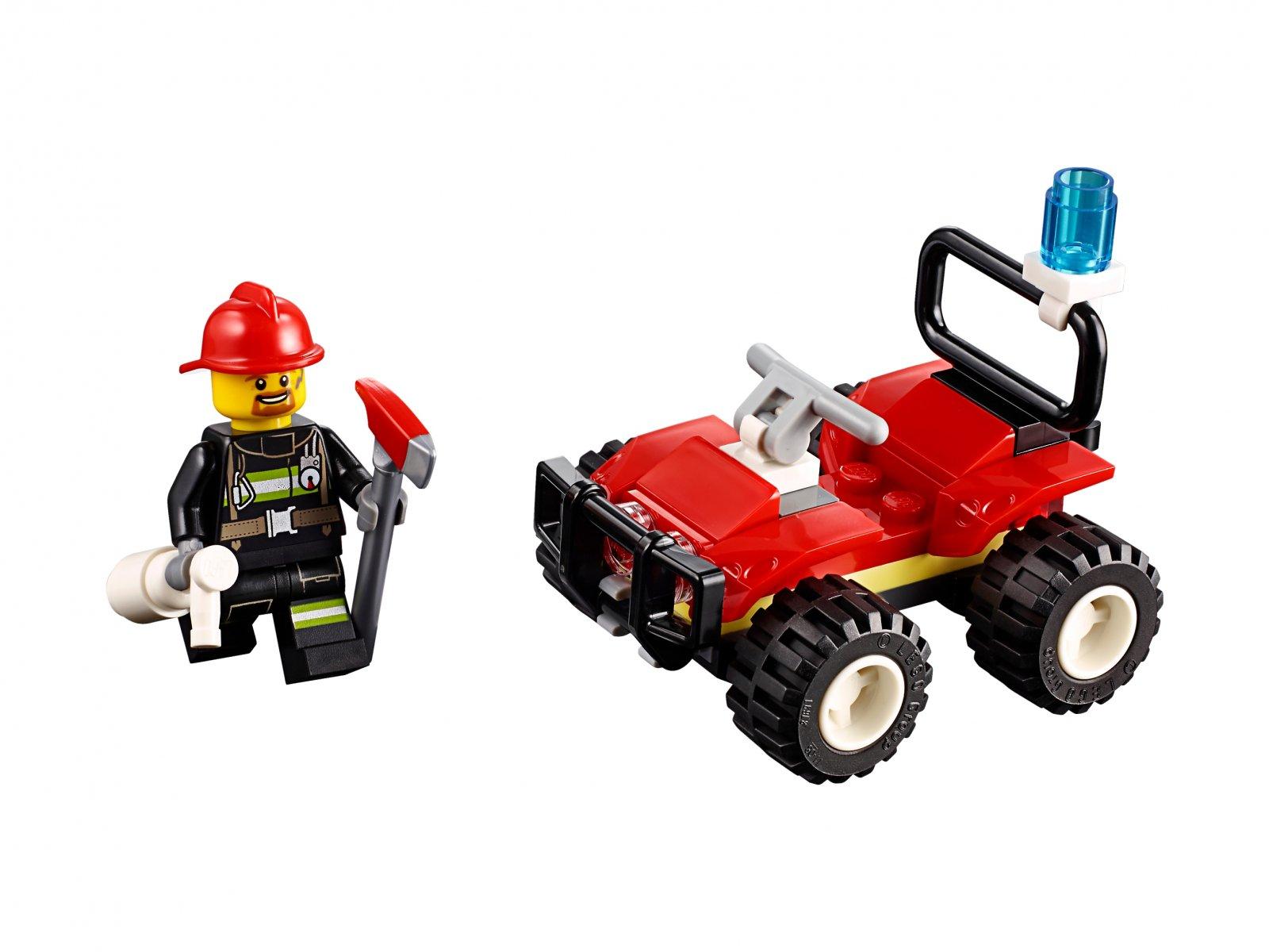 LEGO City 30361 Strażacki quad