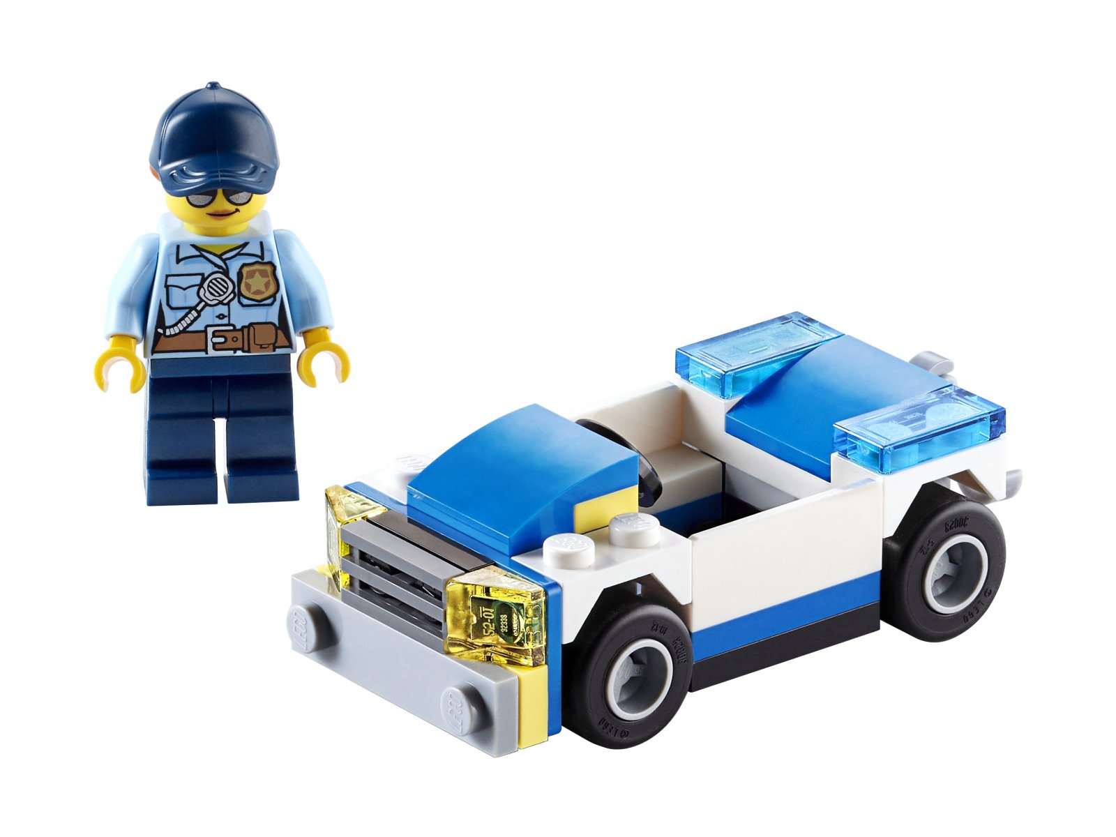 LEGO City Radiowóz 30366