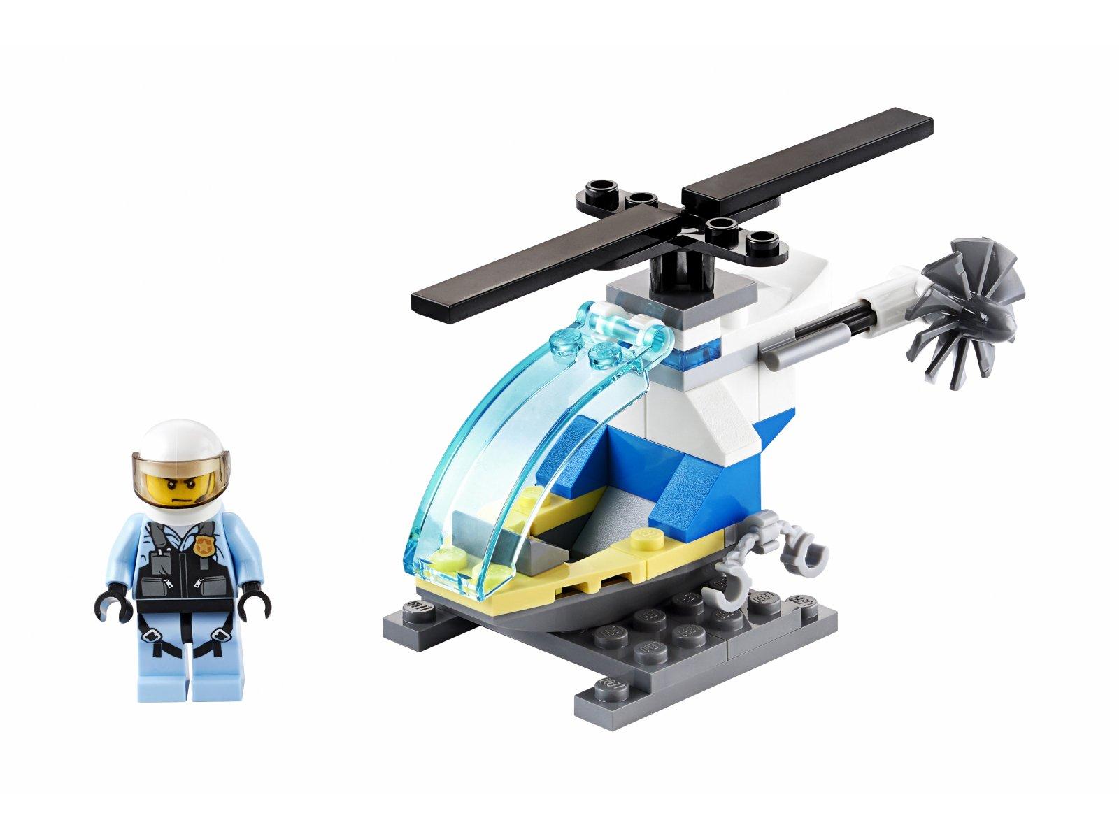 LEGO 30367 Helikopter policyjny